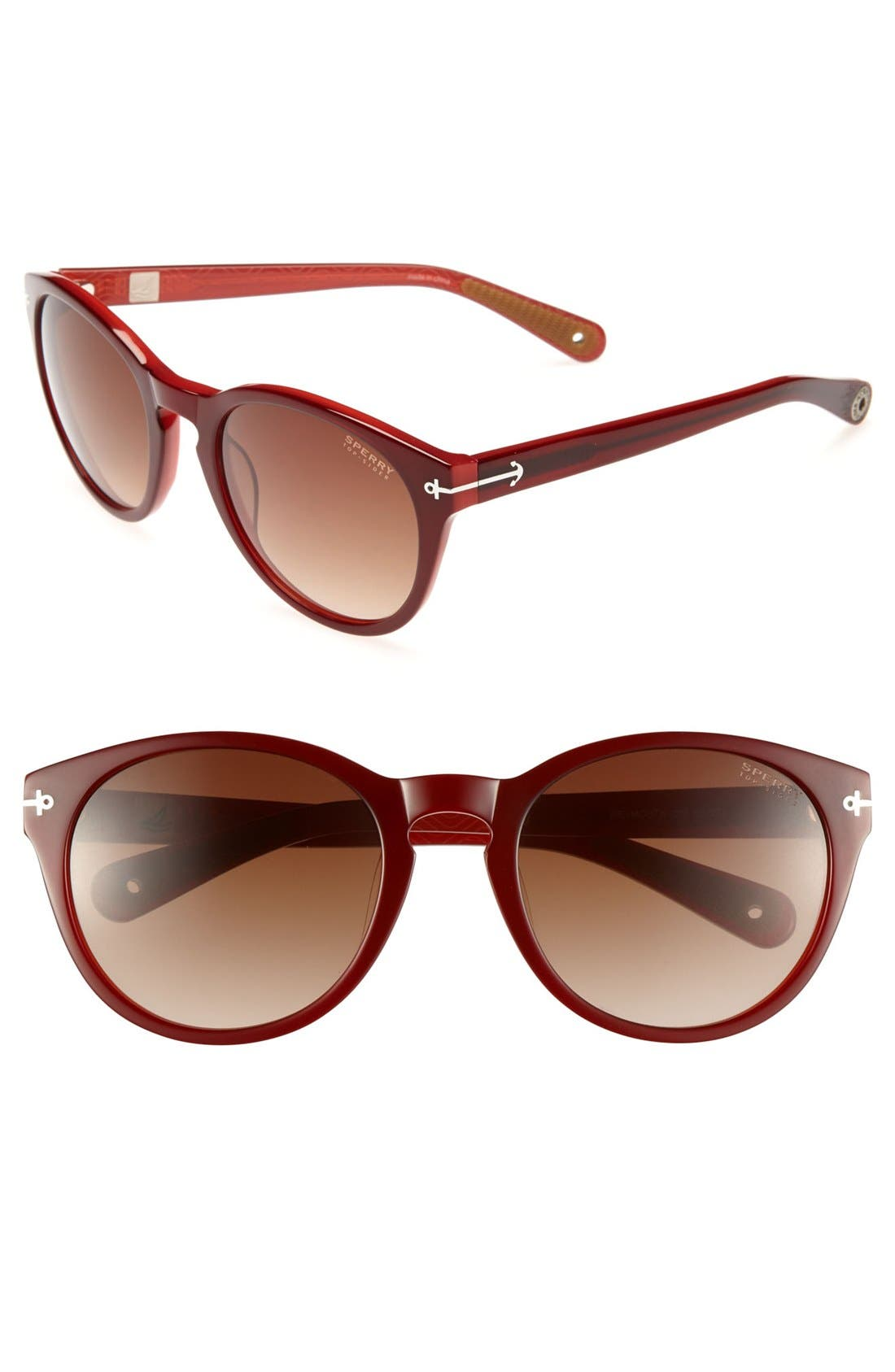 Alternate Image 1 Selected - Sperry Top-Sider® 'Weymouth' 55mm Sunglasses (Online Only)
