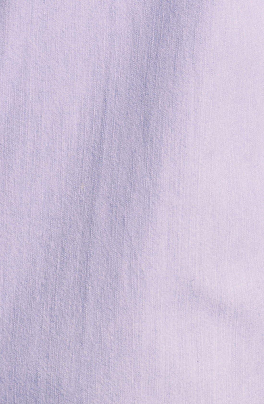Alternate Image 3  - BP. Overdyed Chambray Shirt (Juniors)