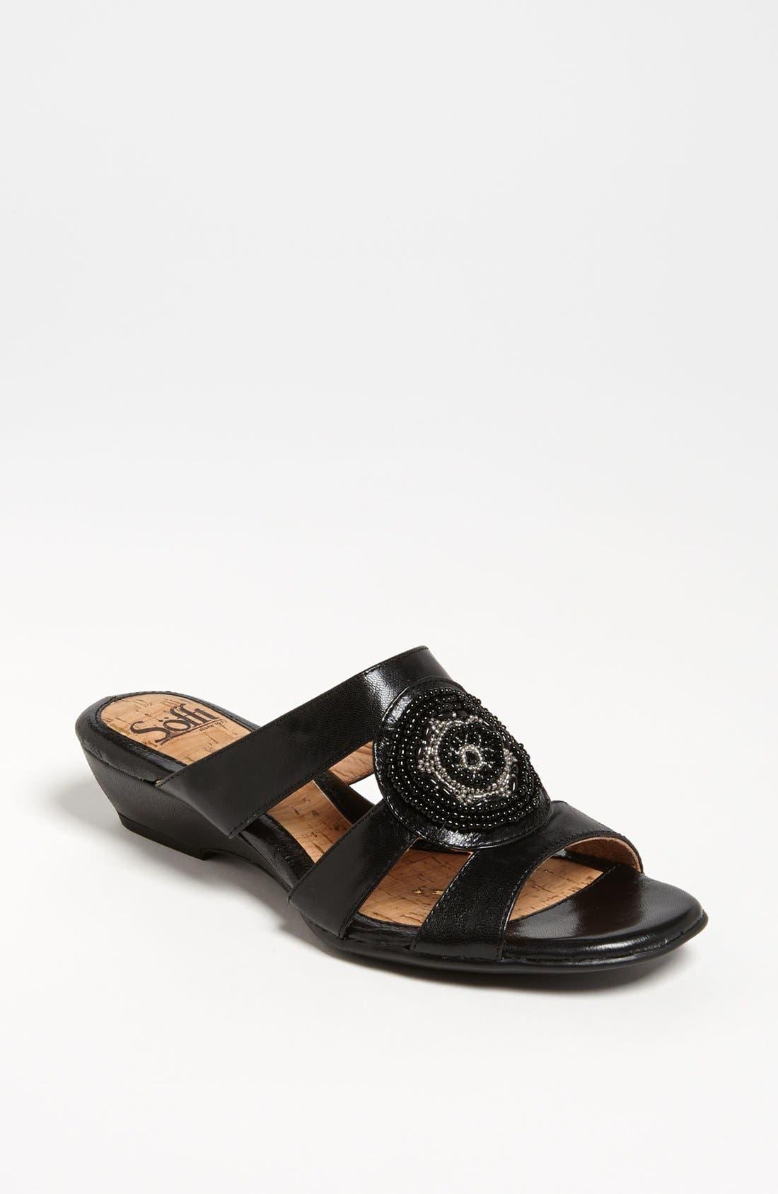 Alternate Image 1 Selected - Söfft 'Radella' Sandal