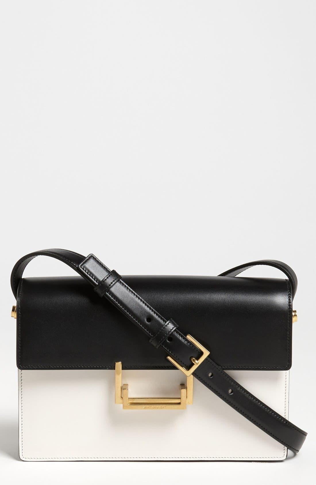 Alternate Image 1 Selected - Saint Laurent 'Lulu Classique' Leather Shoulder Bag