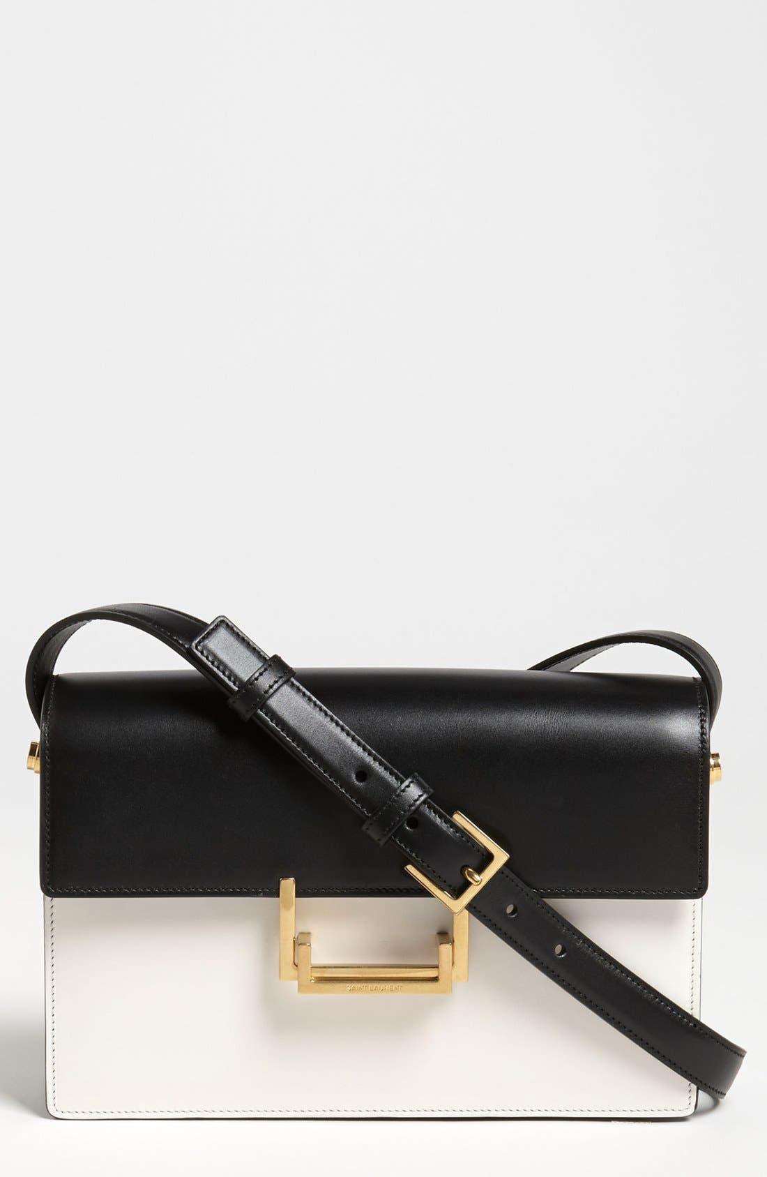Main Image - Saint Laurent 'Lulu Classique' Leather Shoulder Bag