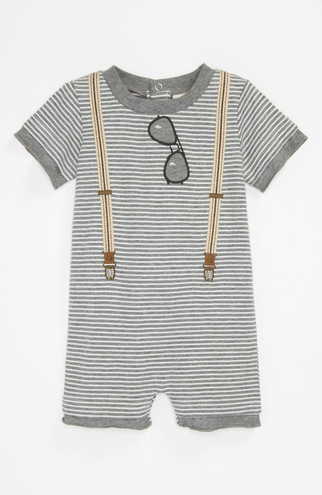 Alternate Image 1 Selected - Miniclasix Romper (Baby)