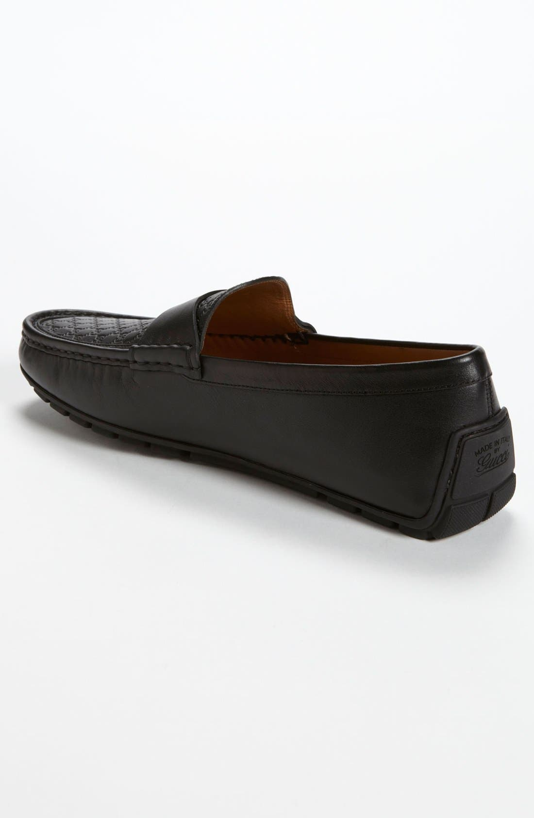 Alternate Image 2  - Gucci 'Blair' Driving Shoe