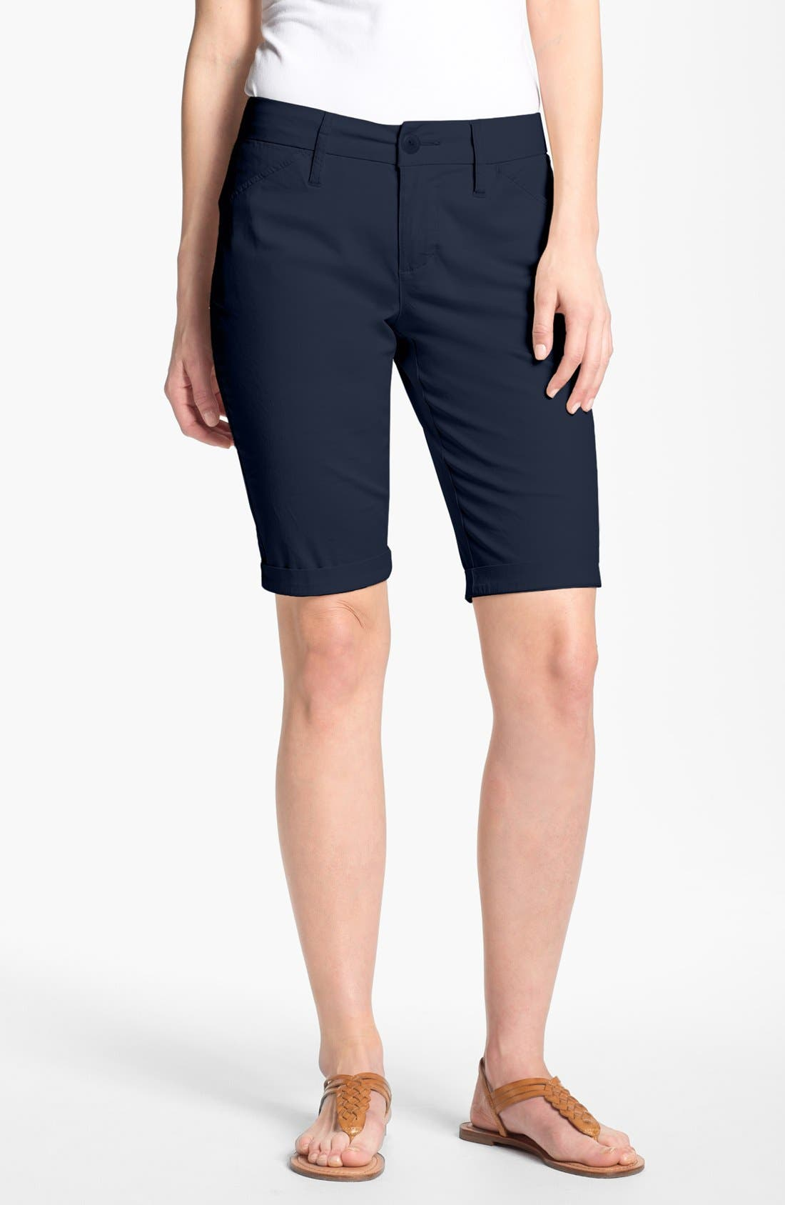 Alternate Image 1 Selected - Jag Jeans 'Lilly' Bermuda Shorts