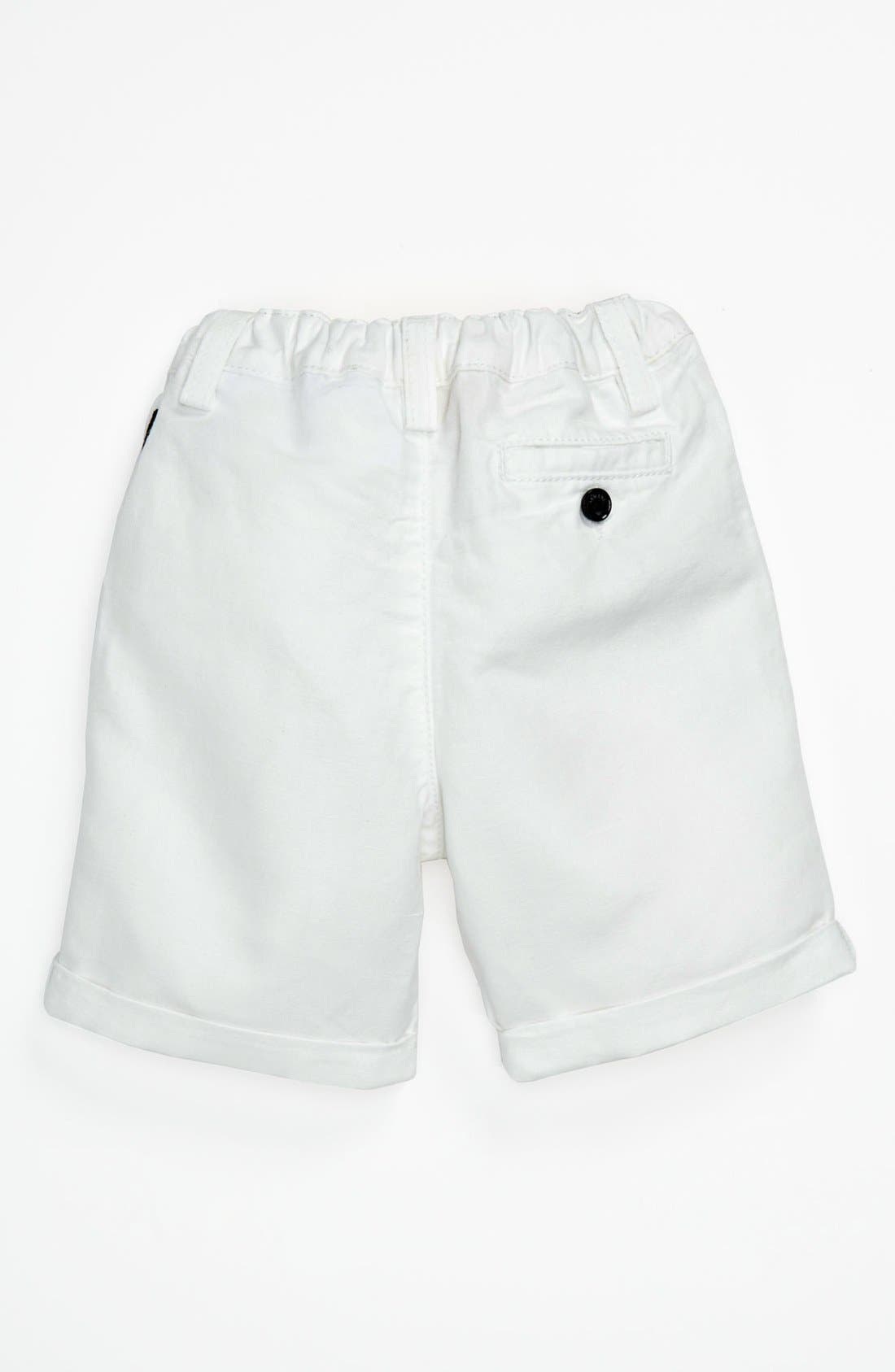 Alternate Image 2  - Armani Junior Shorts (Baby)