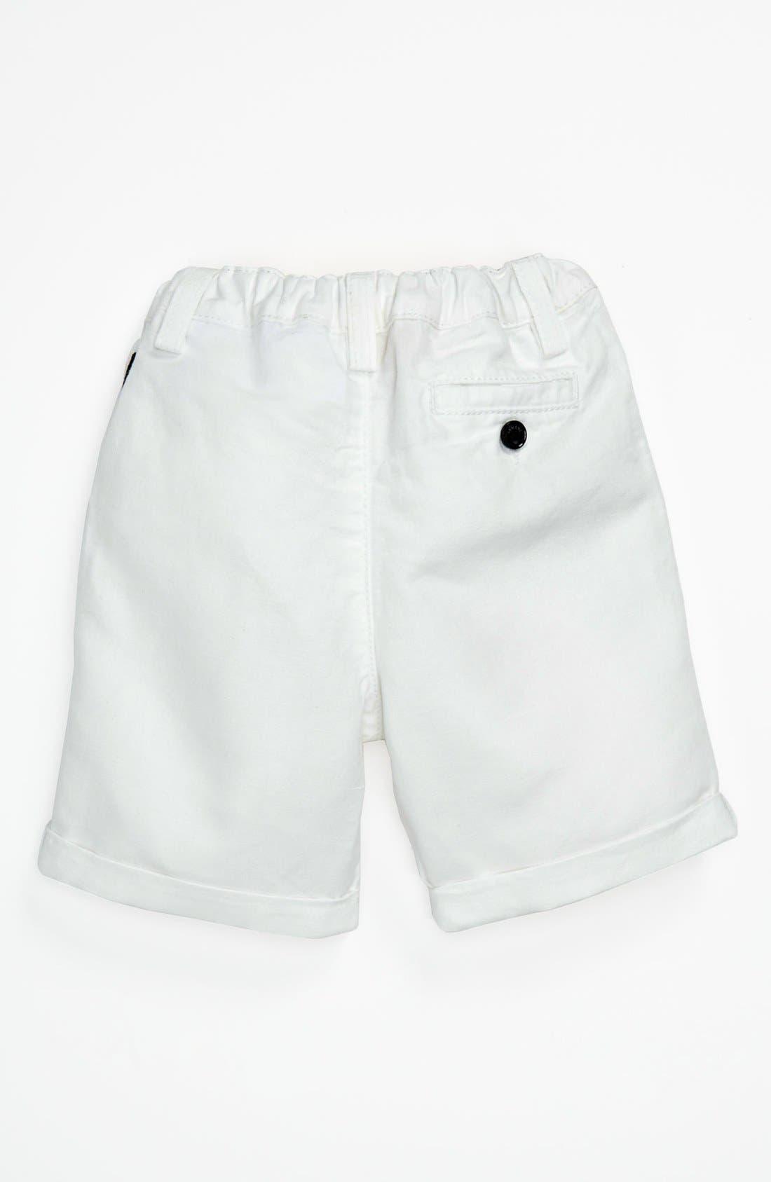 Alternate Image 2  - Armani Junior Shorts (Baby)