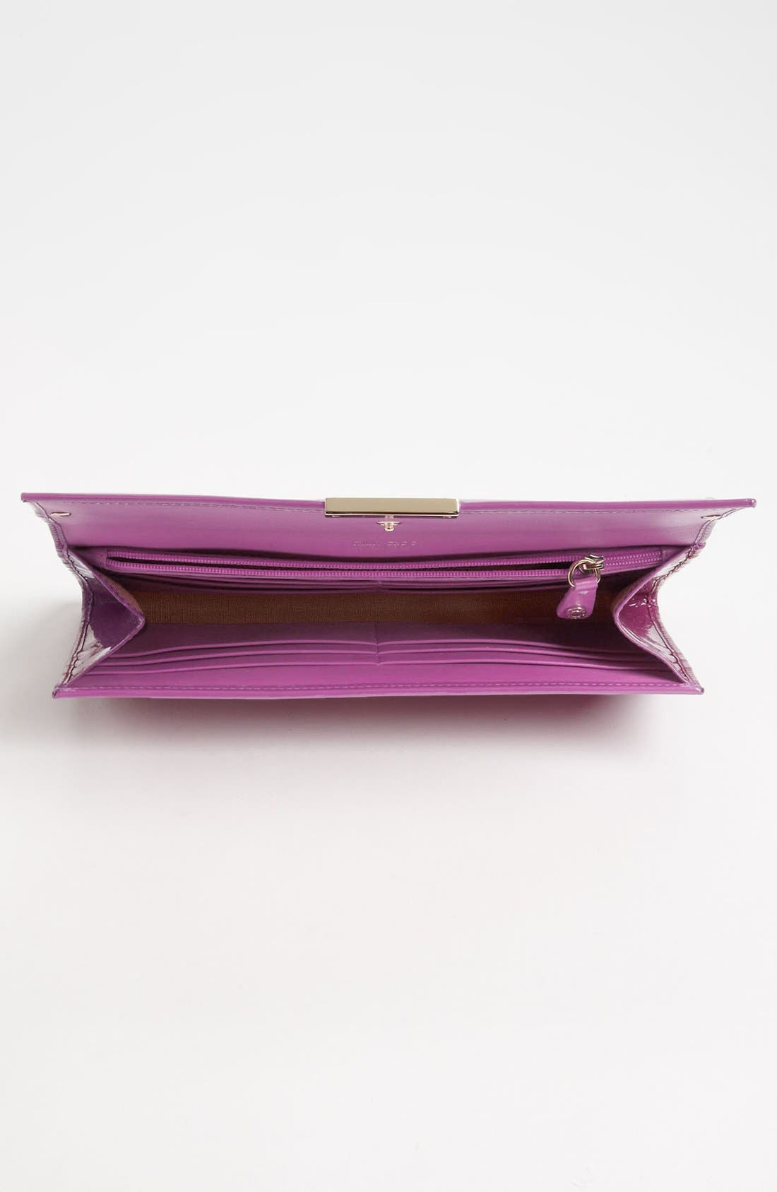 Alternate Image 3  - Jimmy Choo 'Reese' Patent Leather Clutch