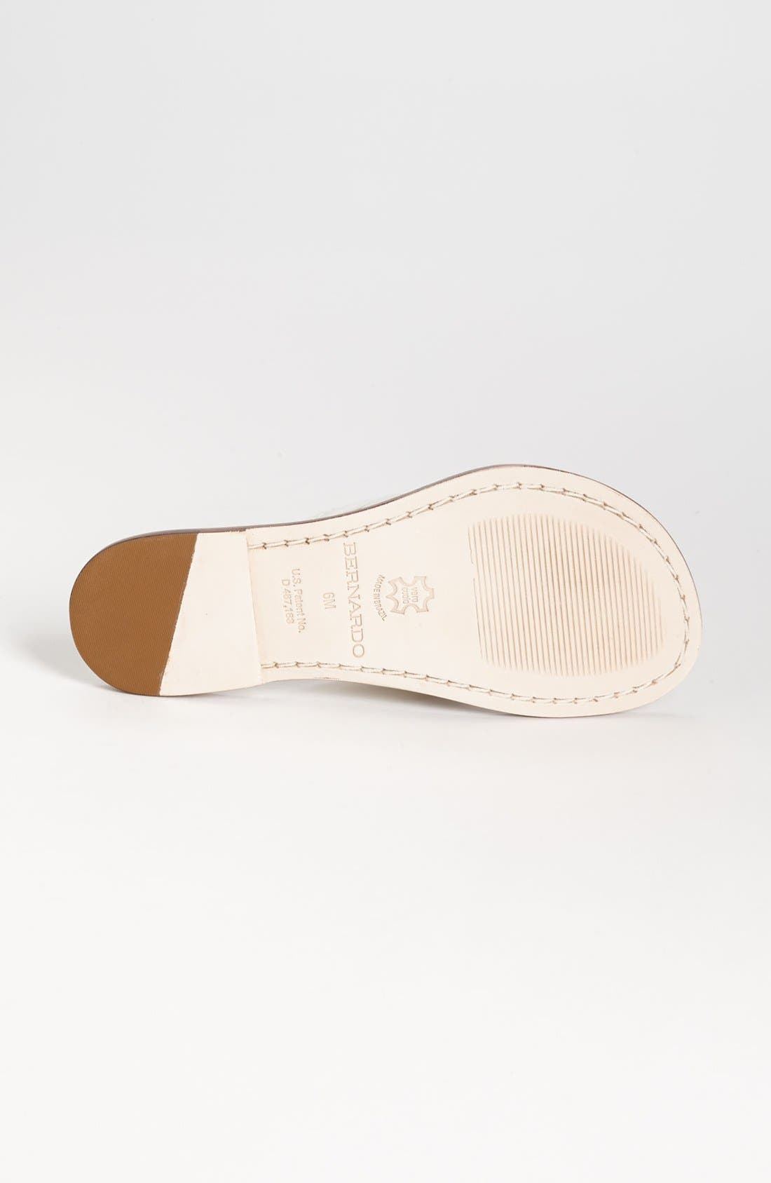 Alternate Image 2  - Bernardo Footwear Miami Sandal