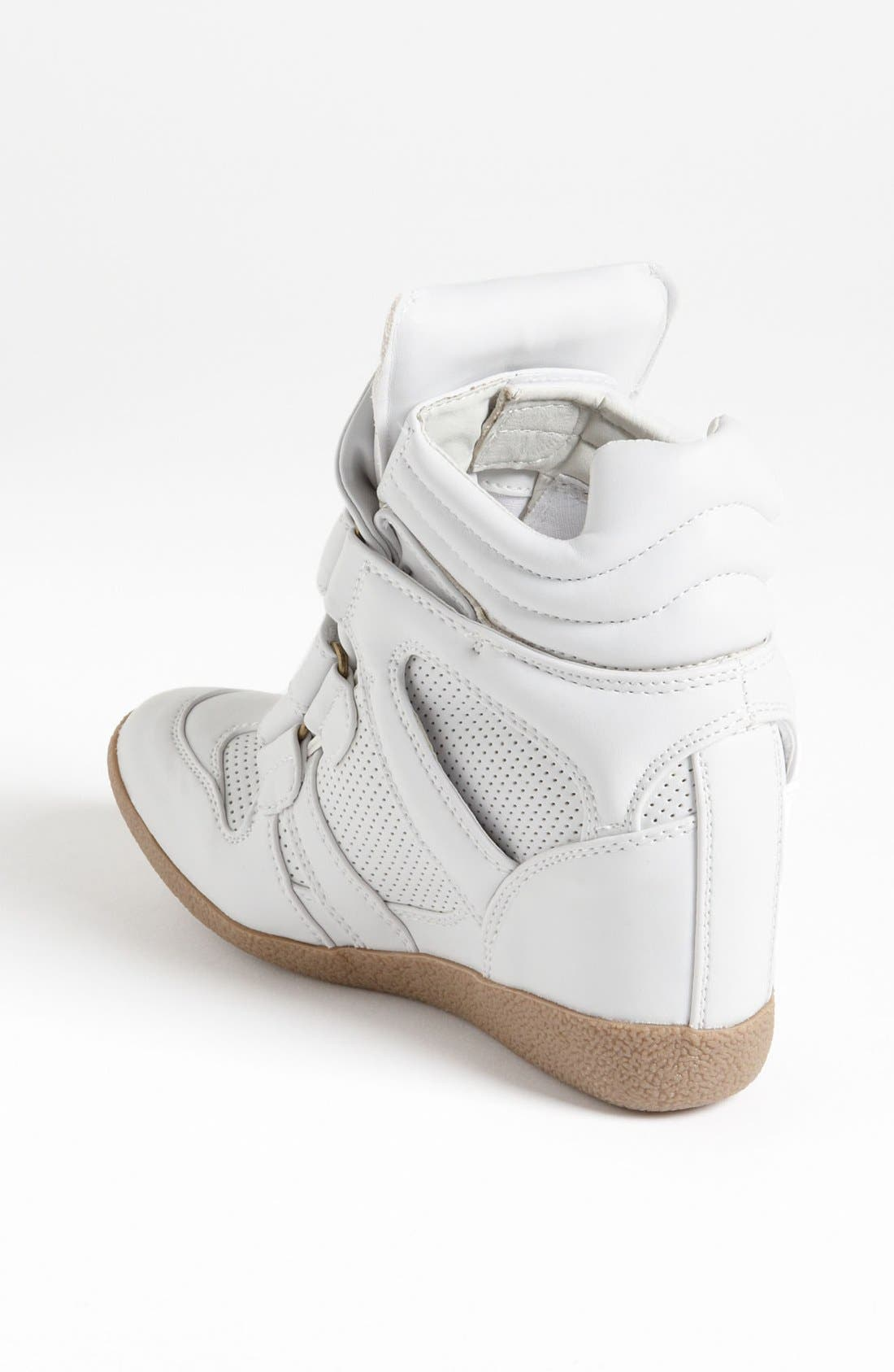Alternate Image 2  - Steve Madden 'Hilight' Wedge Sneaker