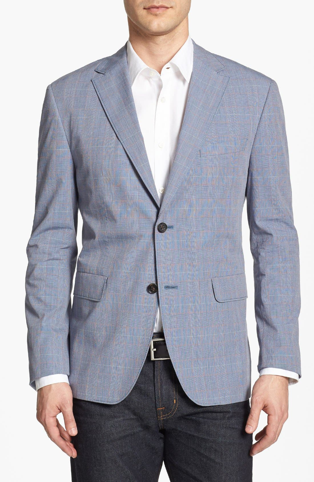 Alternate Image 1 Selected - BOSS HUGO BOSS 'Coastu' Sportcoat