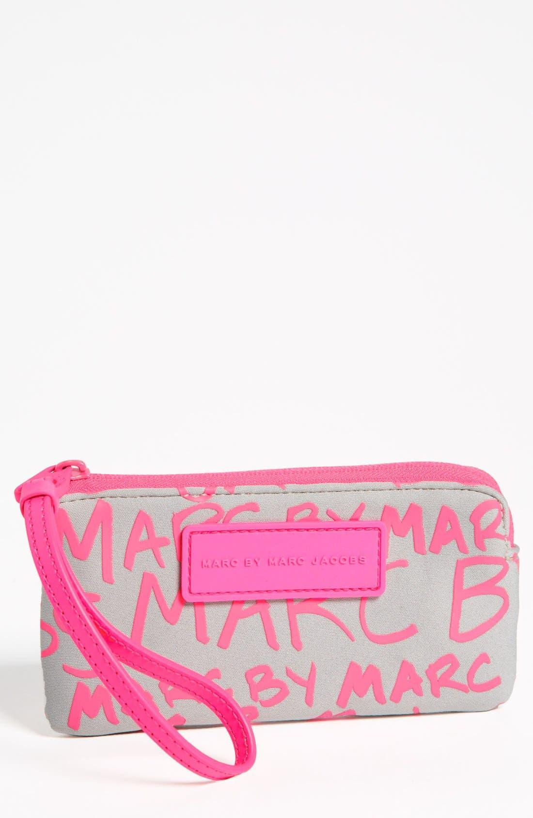 Main Image - MARC BY MARC JACOBS Smart Phone Wristlet