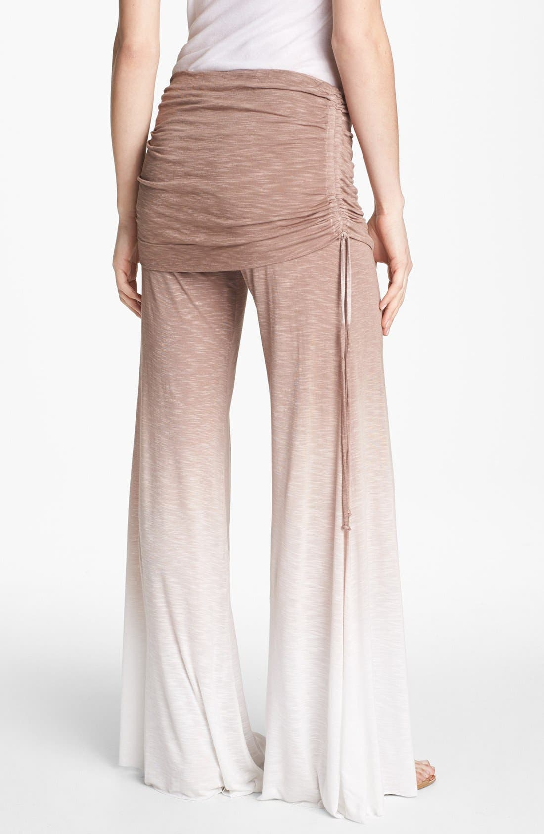 Alternate Image 2  - Young, Fabulous & Broke 'Sierra' Ruched Wide Leg Pants
