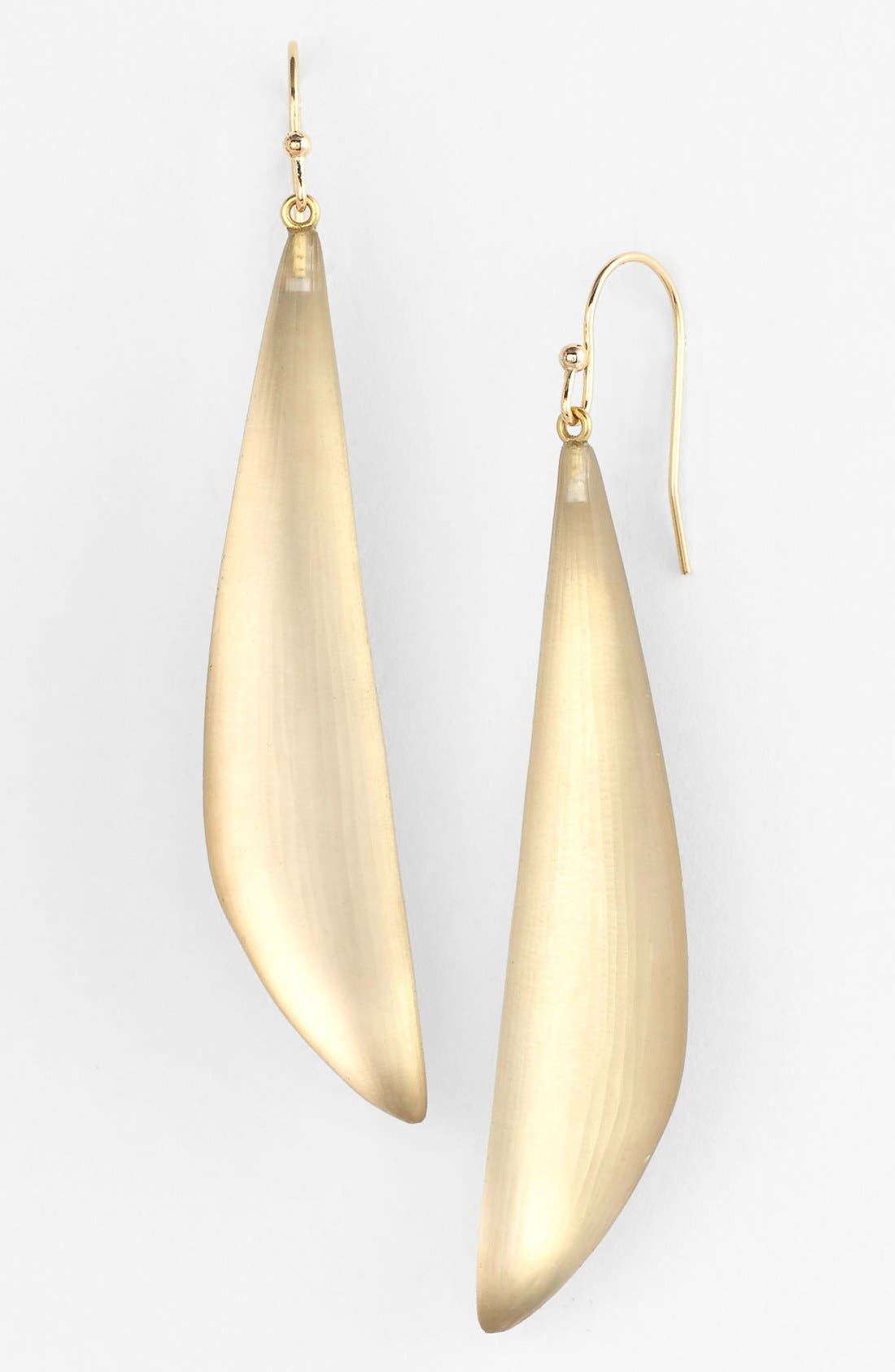 Alternate Image 1 Selected - Alexis Bittar 'Lucite®' Angled Drop Earrings