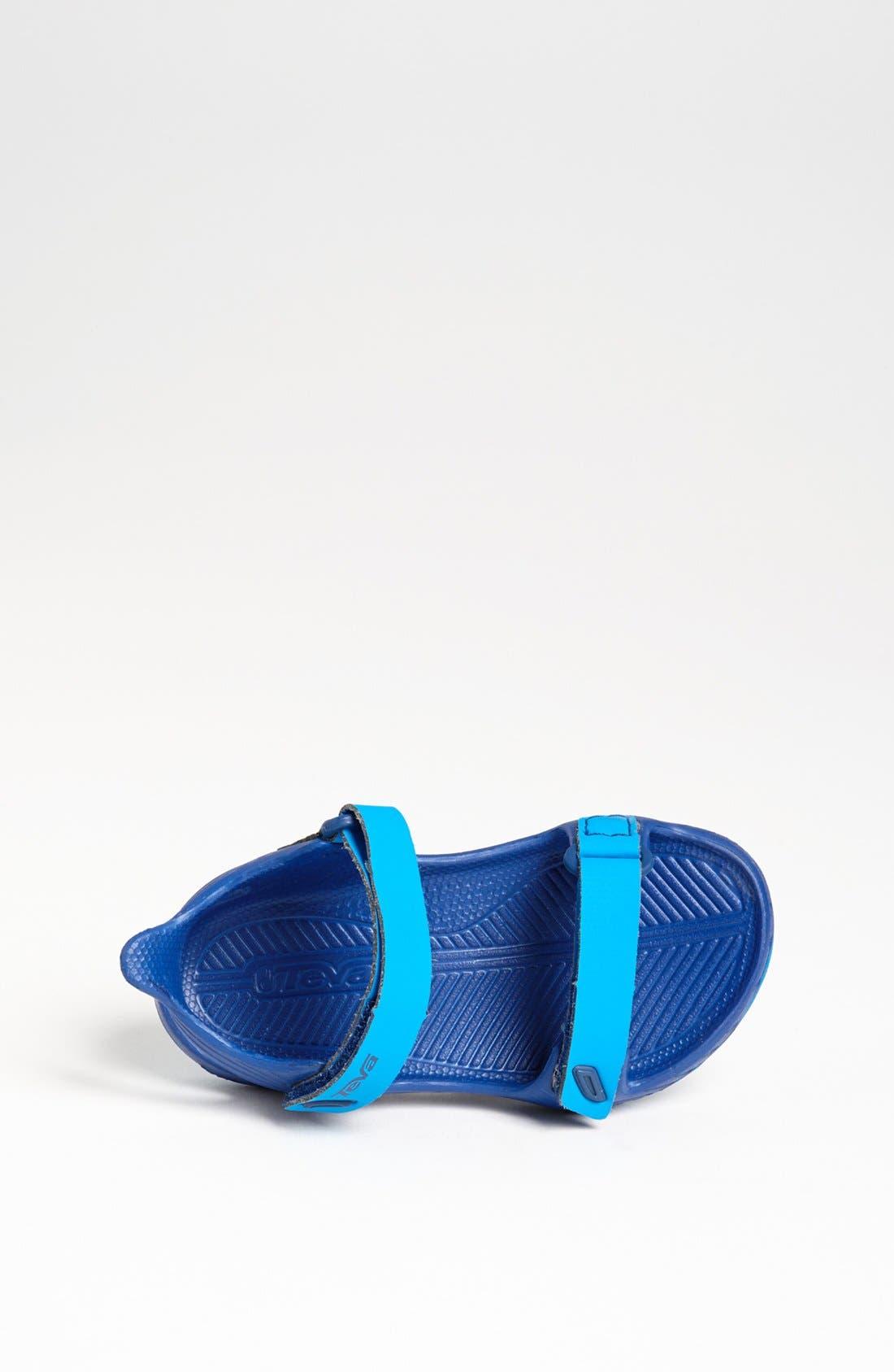 Alternate Image 3  - Teva 'Barracuda' Sandal (Baby & Walker)