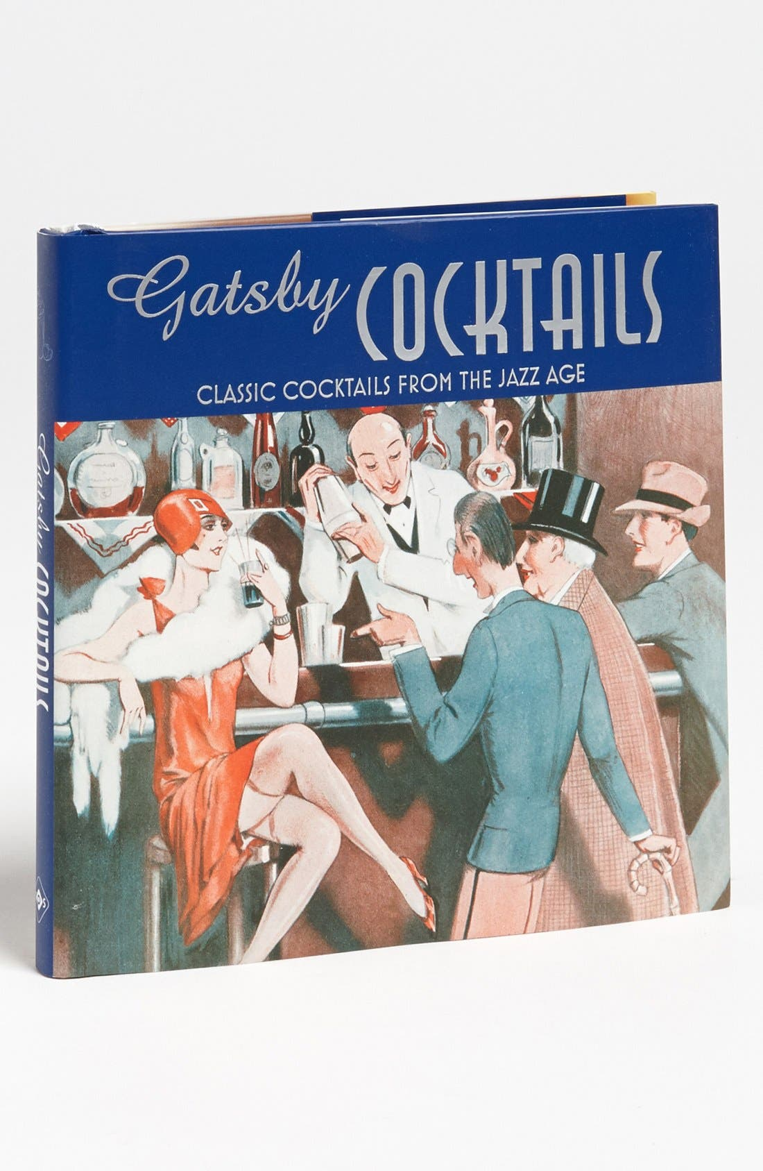 Alternate Image 1 Selected - 'Gatsby Cocktails' Recipe Book