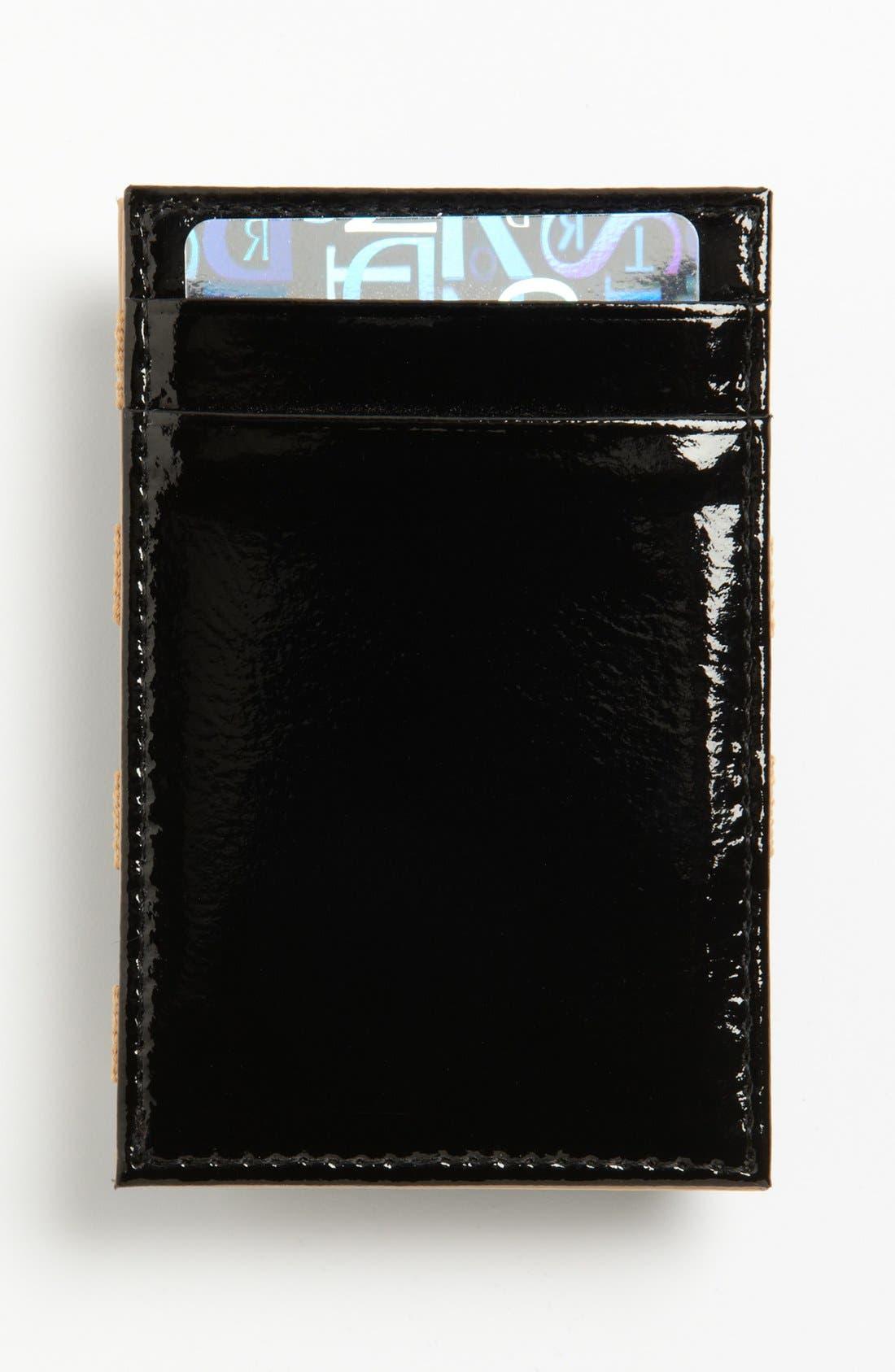 Alternate Image 1 Selected - Halogen Flat Card Holder