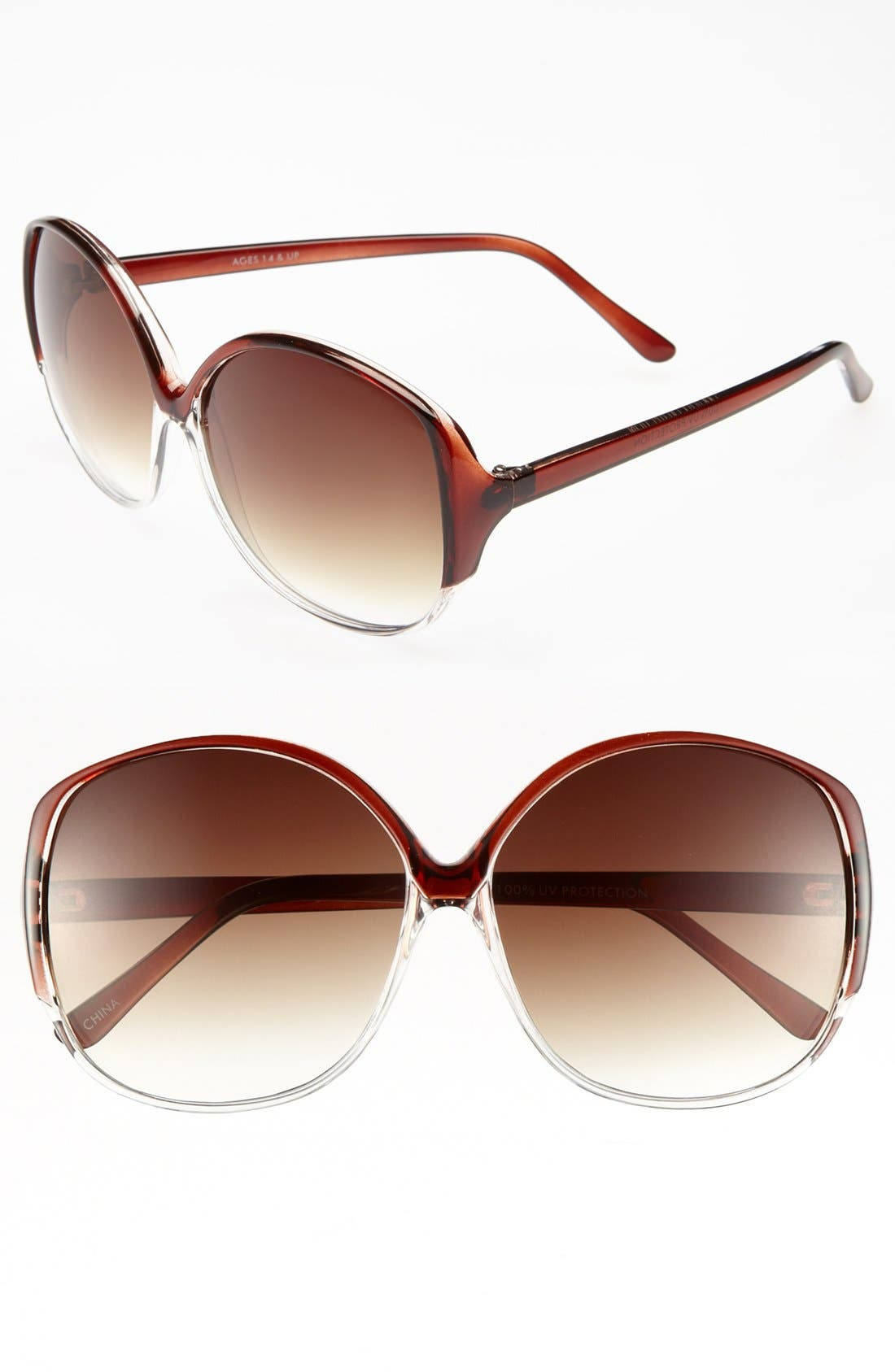 Alternate Image 1 Selected - FE NY 'Tampani' Sunglasses