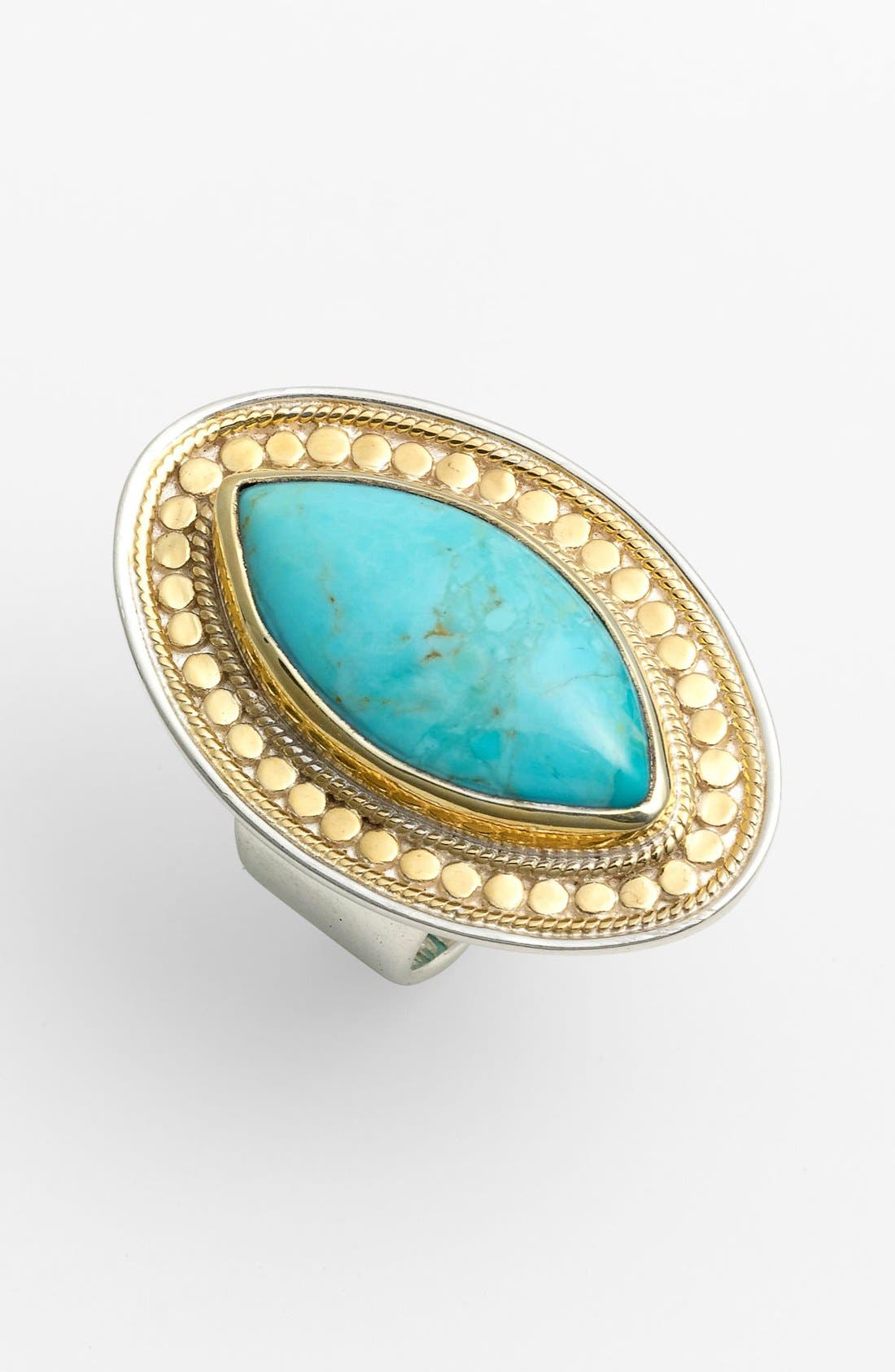 Alternate Image 1 Selected - Anna Beck 'Gili' Wire Rimmed Stone Ring