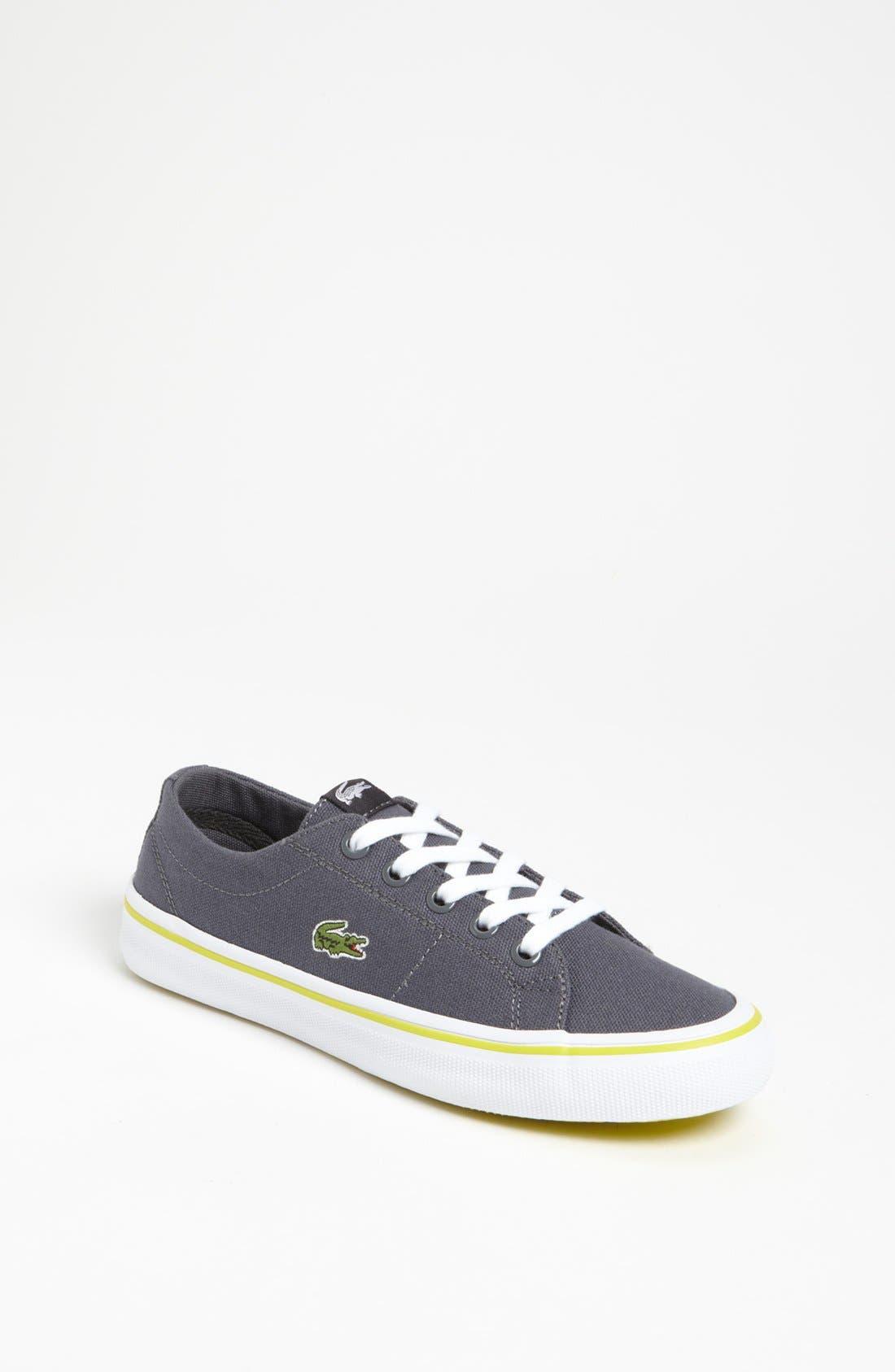 Main Image - Lacoste 'Marcel' Sneaker (Toddler & Little Kid)