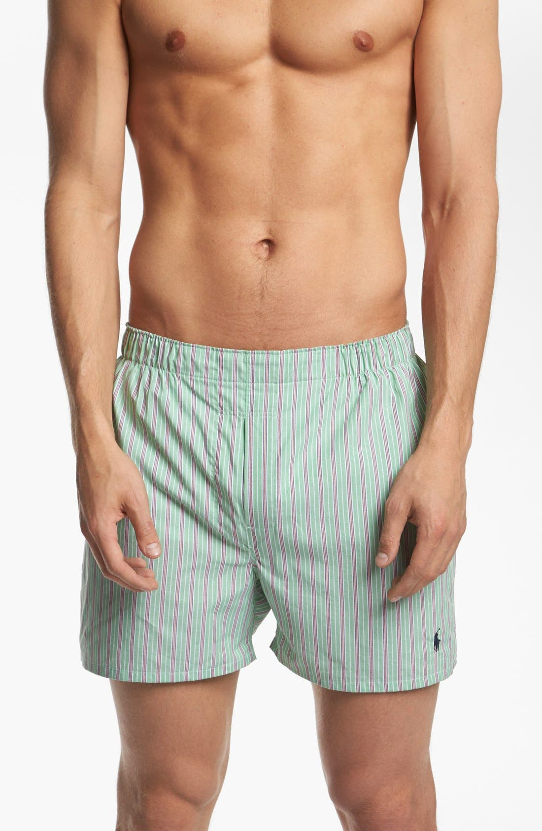Alternate Image 4  - Polo Ralph Lauren Classic Fit Boxers (3-Pack)