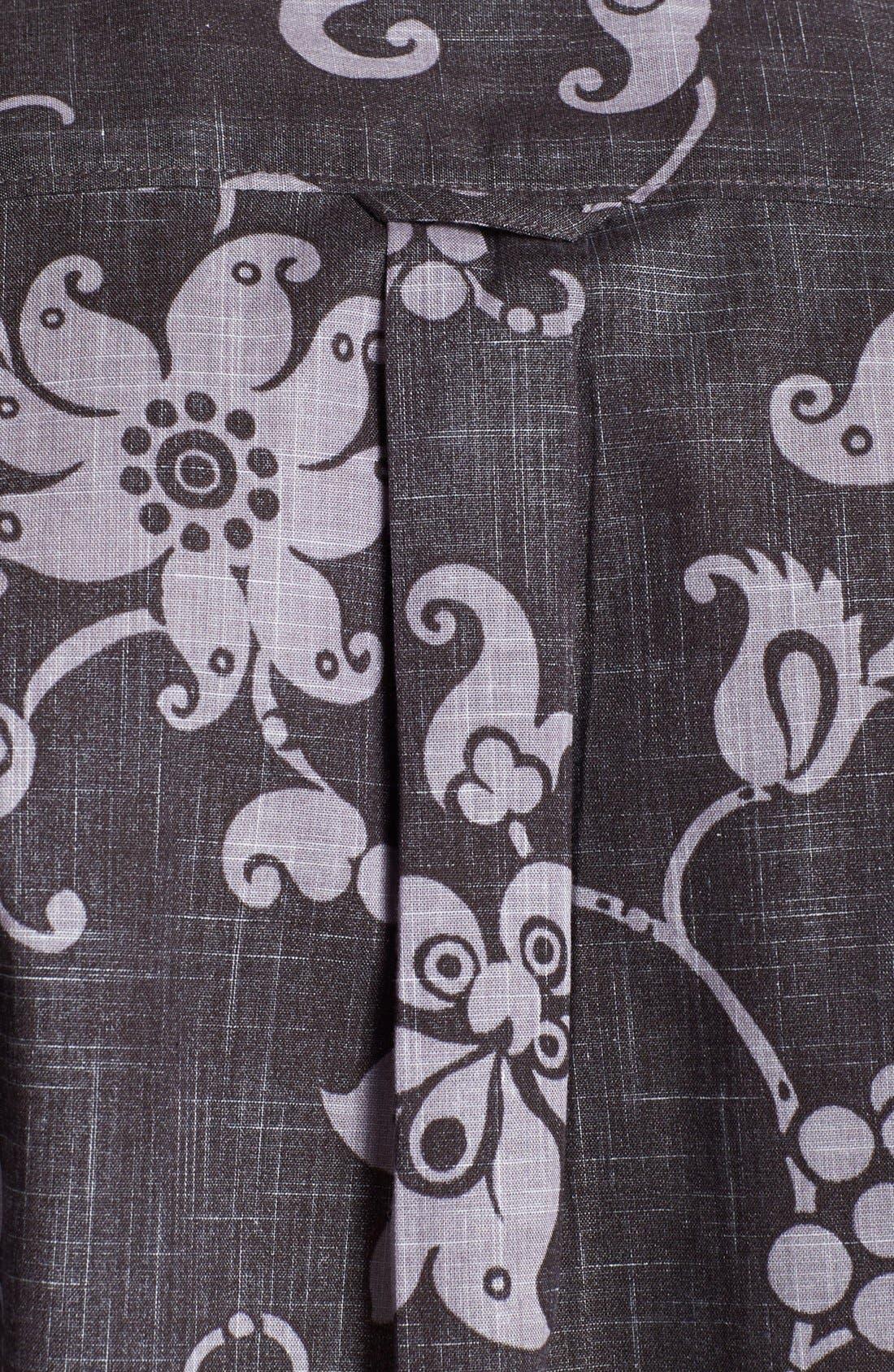 Alternate Image 2  - Reyn Spooner 'Aloha Pareau' Print Woven Shirt