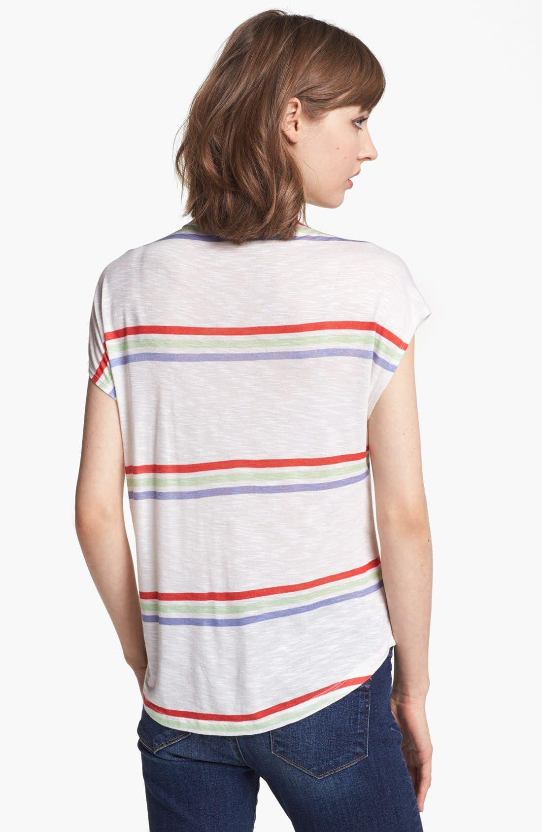Alternate Image 2  - Splendid 'Hermosa' Dolman Henley Tee