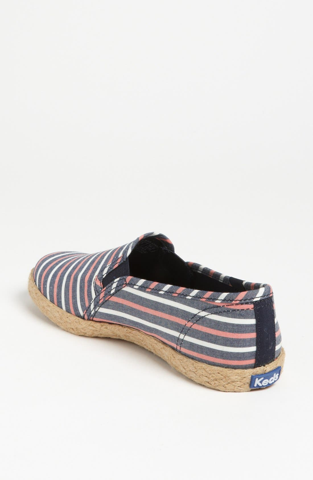 Alternate Image 2  - Keds® 'Champion Jute' Slip-On (Women)