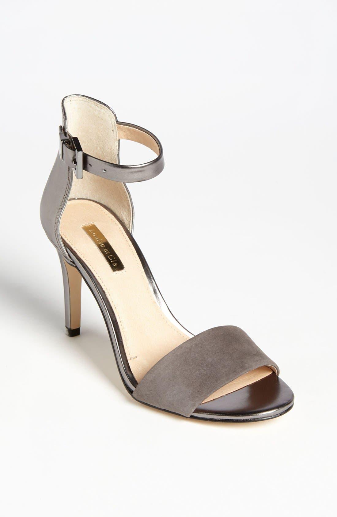 Alternate Image 1 Selected - Louise et Cie 'Olive' Sandal