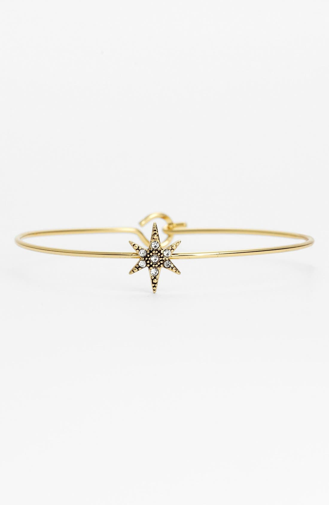 Alternate Image 1 Selected - Ariella Collection Star Station Bangle Bracelet (Nordstrom Exclusive)