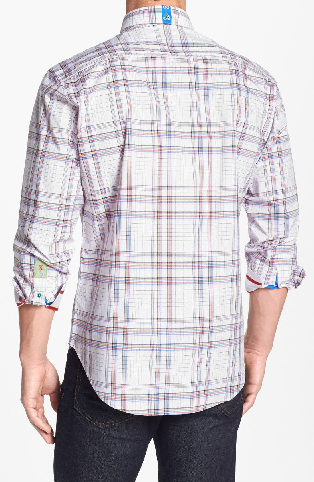 Alternate Image 3  - Robert Graham 'Layback' Sport Shirt