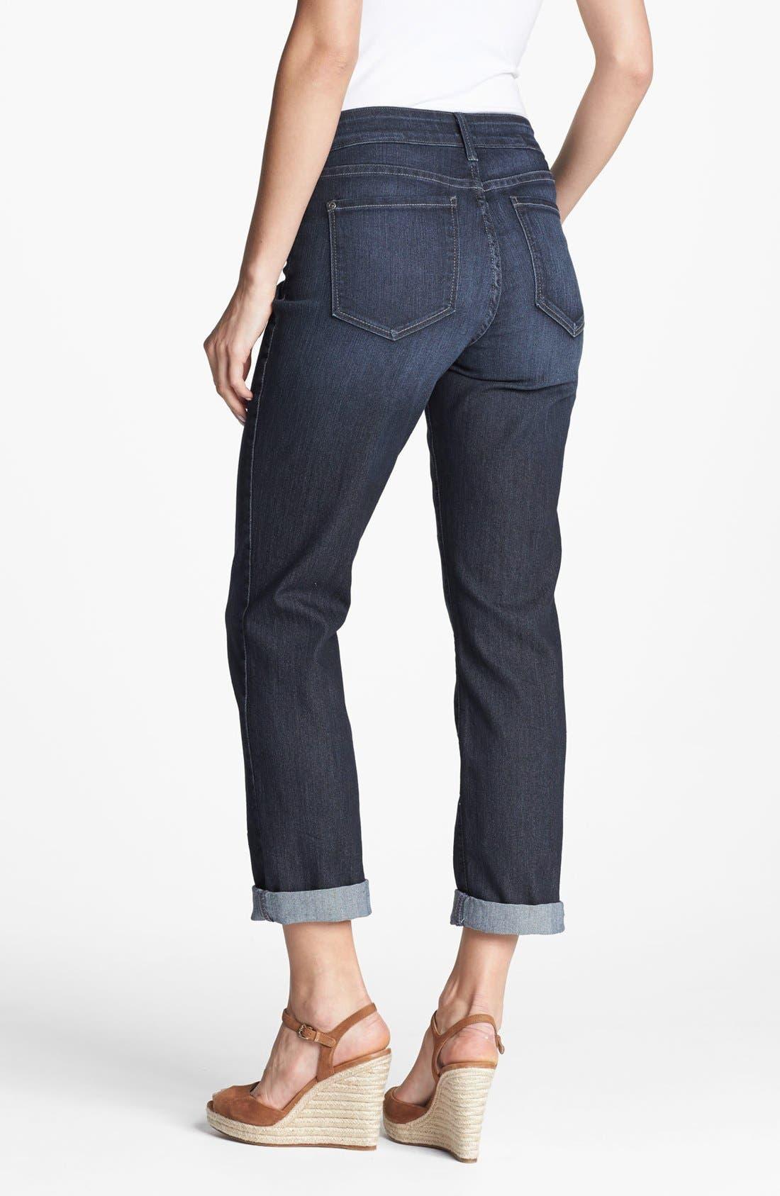 Alternate Image 3  - NYDJ 'Tanya' Boyfriend Jeans