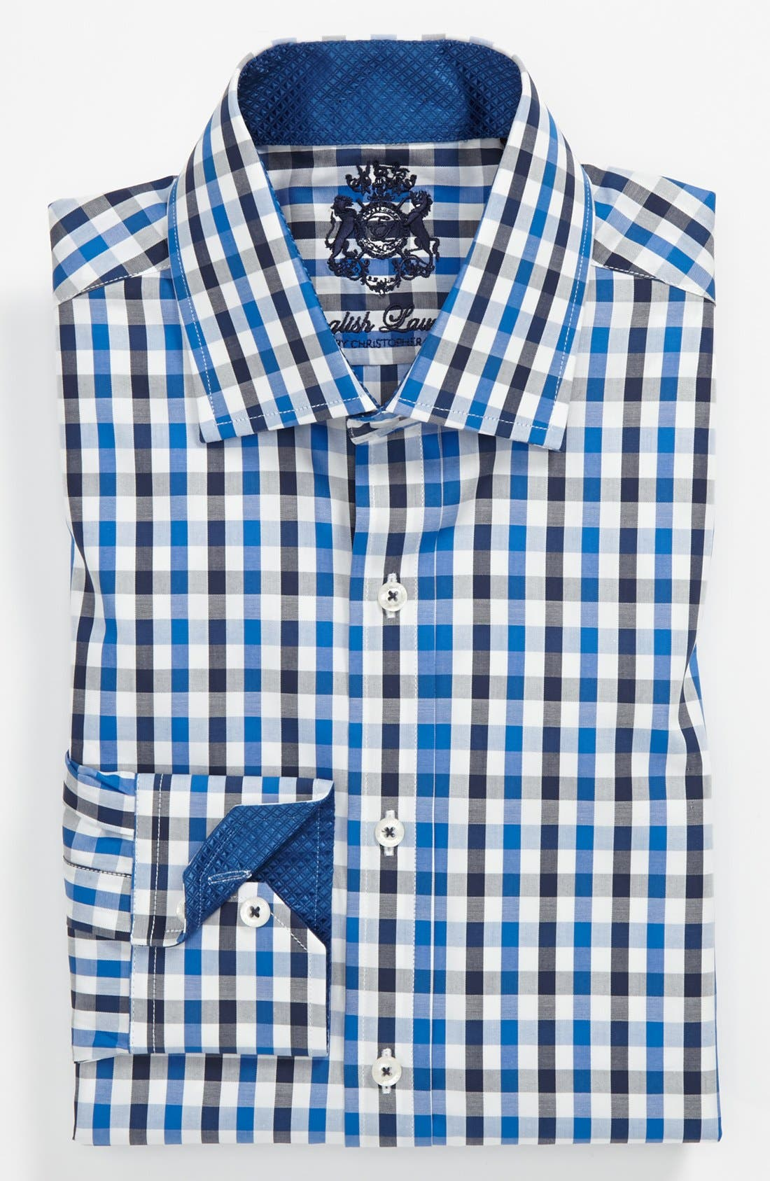 Alternate Image 1 Selected - English Laundry Trim Fit Dress Shirt