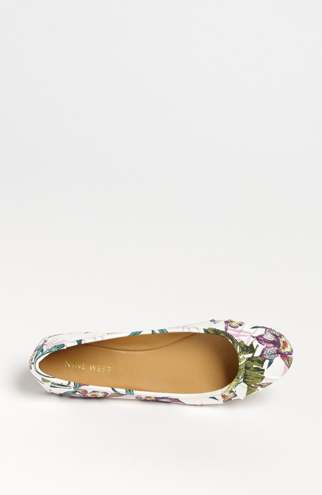Alternate Image 3  - Nine West 'Blustery' Flat (Online Only)