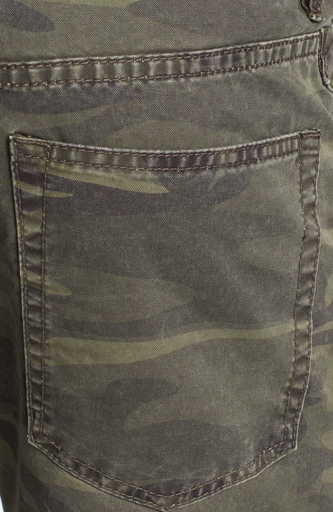 Alternate Image 3  - Williamsburg Garment Company 'Grand Street' Slim Fit Pants