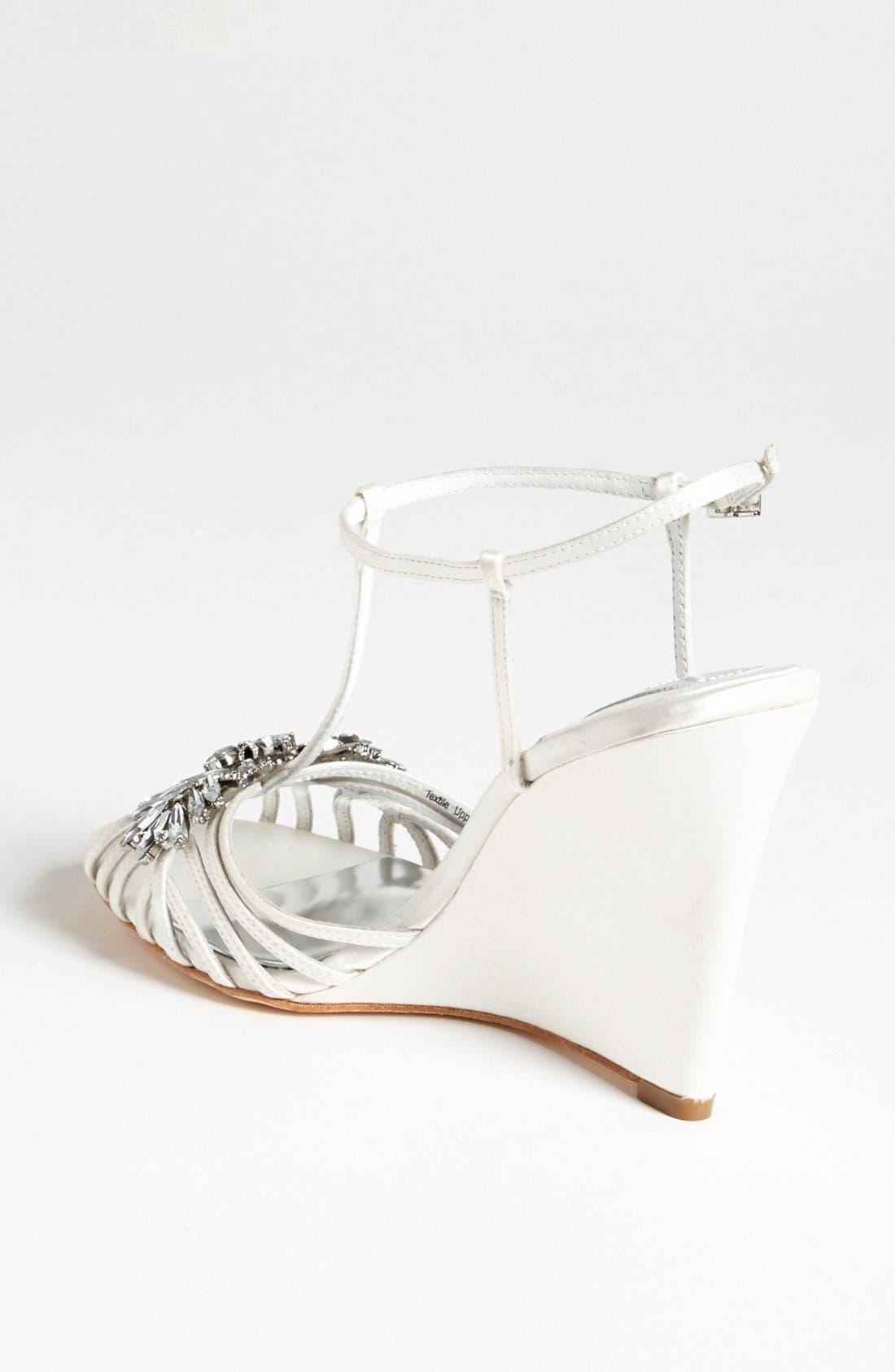 Alternate Image 2  - Badgley Mischka 'Naomi' Wedge Sandal