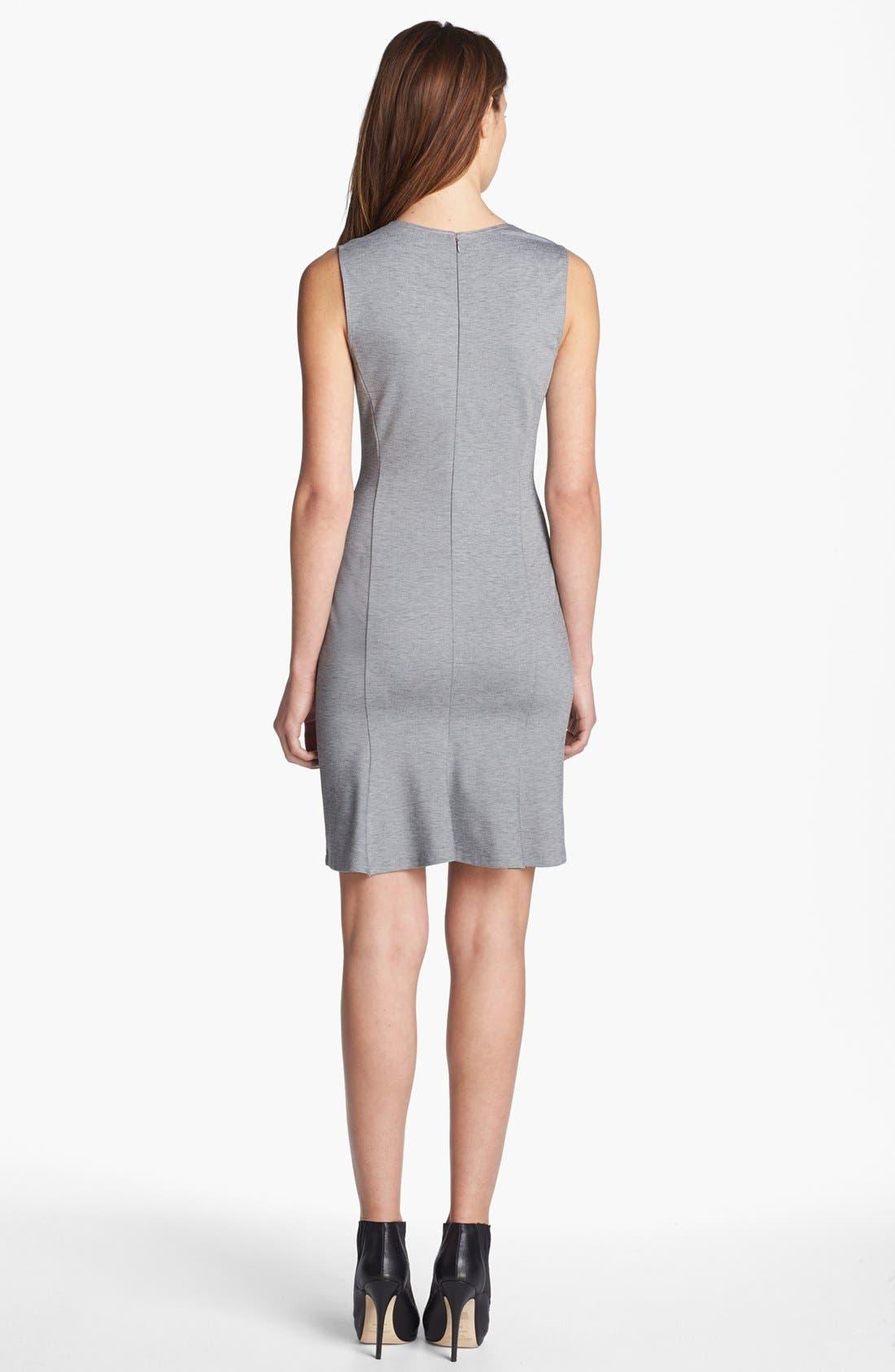 Alternate Image 2  - Theory 'Adoxa' Stretch Sheath Dress