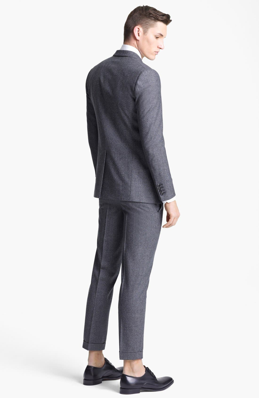 Alternate Image 3  - Dsquared2 'Milan' Wool Suit