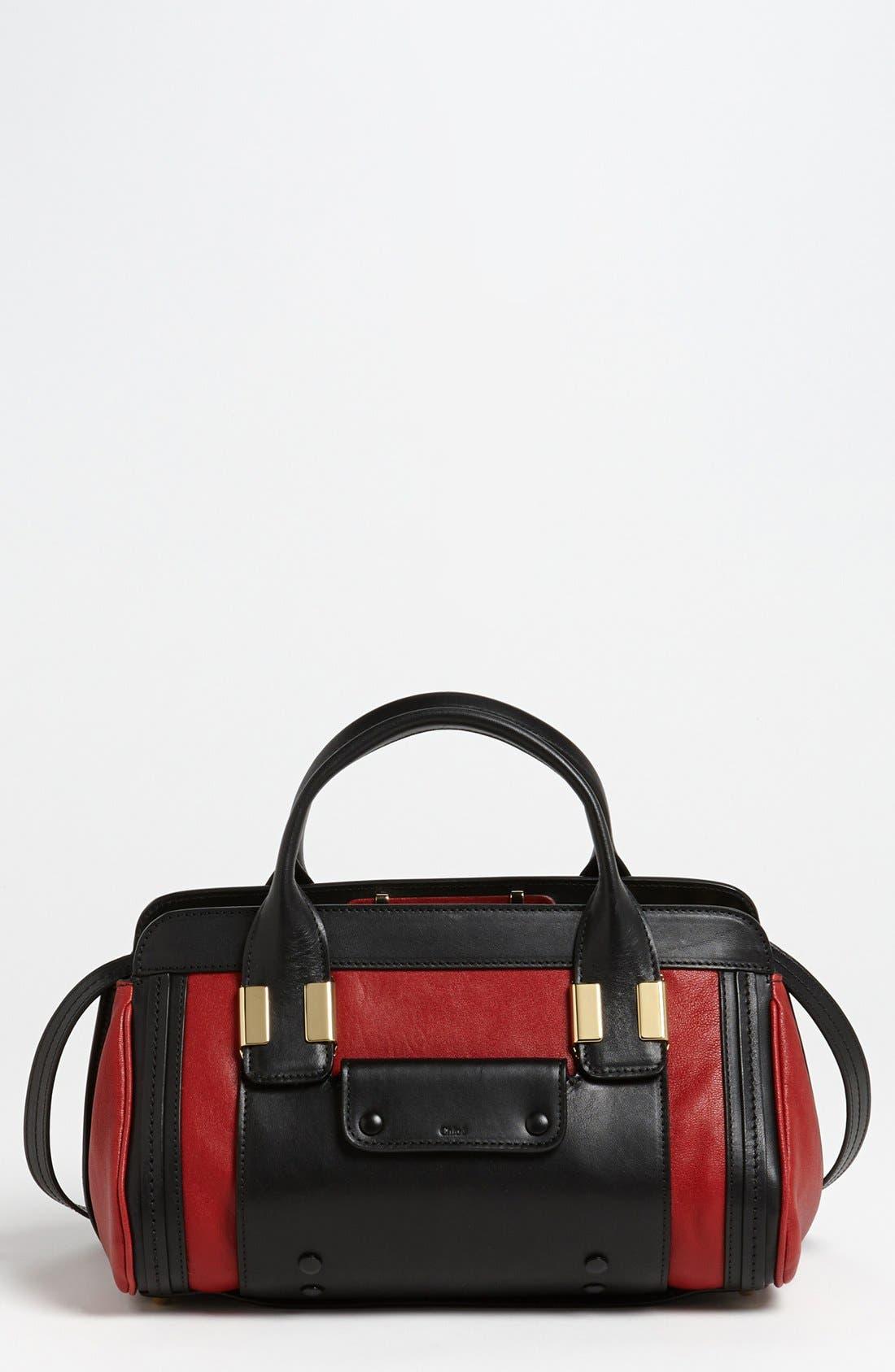 Alternate Image 1 Selected - Chloé 'Alice - Mini' Crossbody Bag