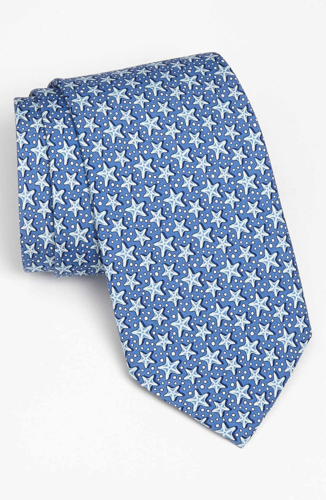 Main Image - Vineyard Vines 'Starfish' Silk Tie
