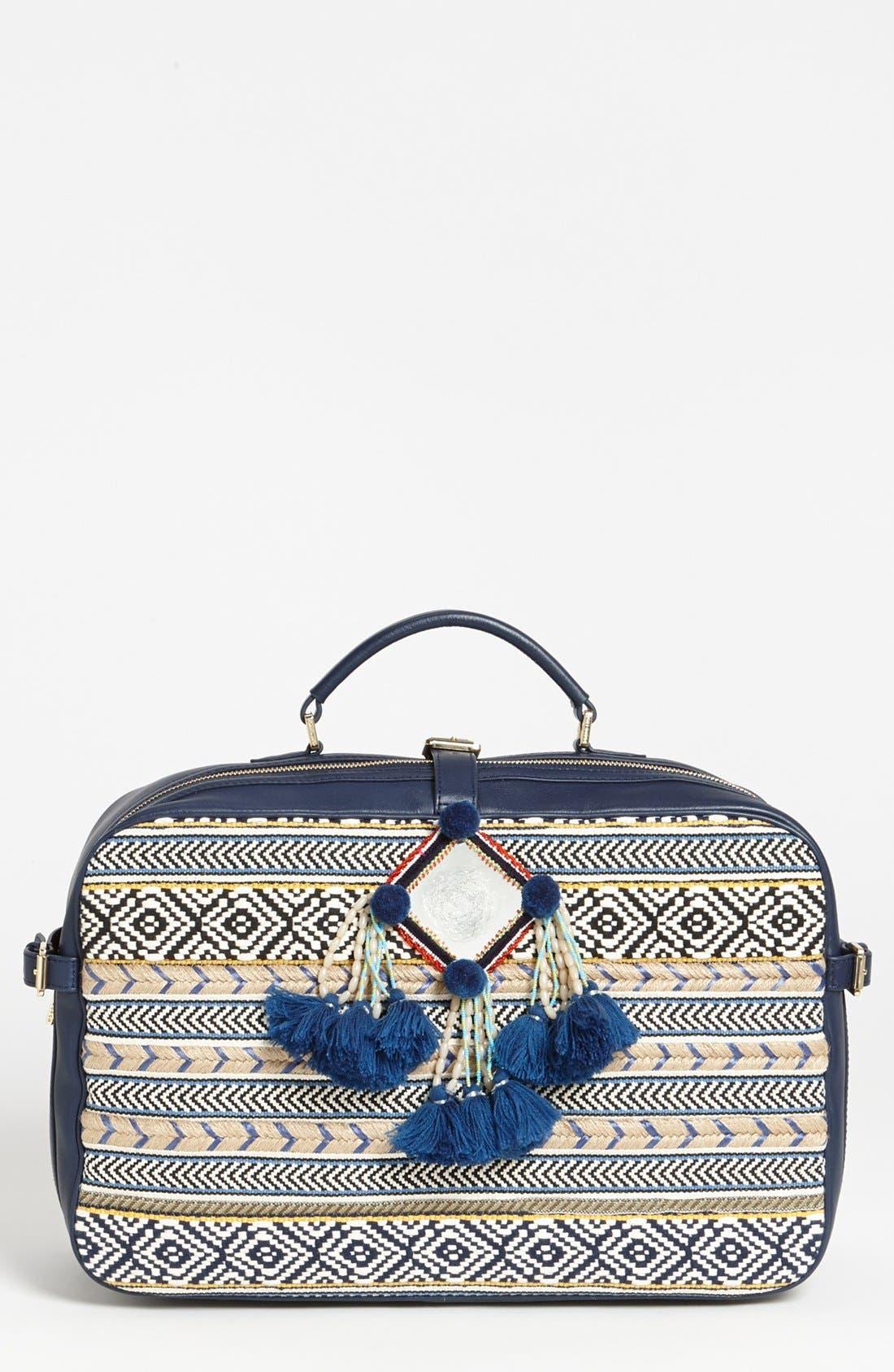 Main Image - Tory Burch 'Priscilla Mochilla' Suitcase Satchel