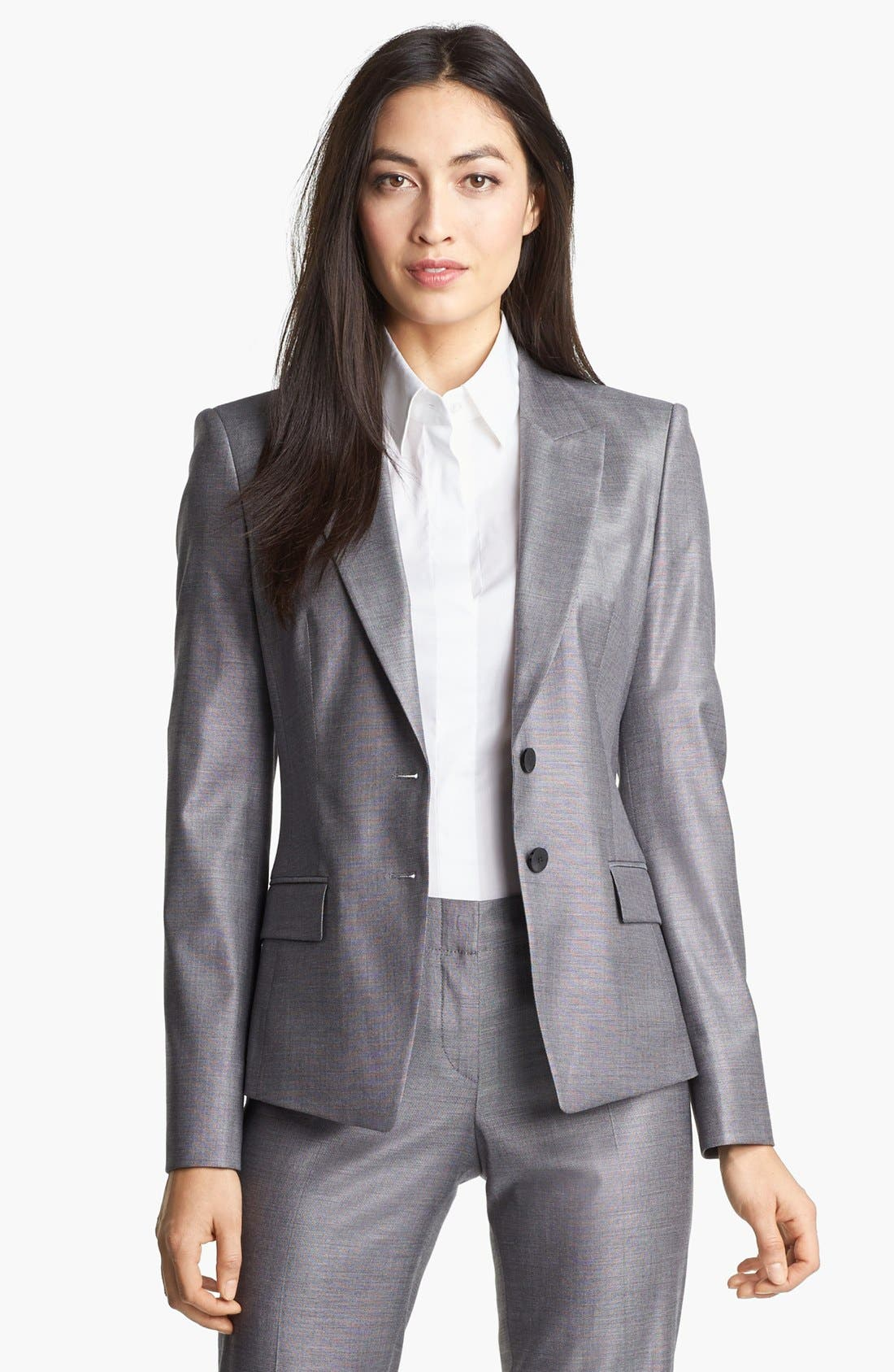 Alternate Image 1 Selected - BOSS HUGO BOSS 'Jilvan' Jacket