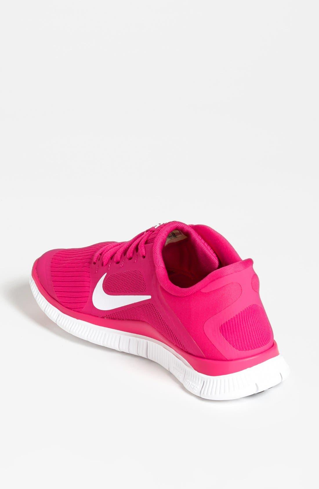 Alternate Image 2  - Nike 'Free 4.0 v3' Running Shoe (Women)