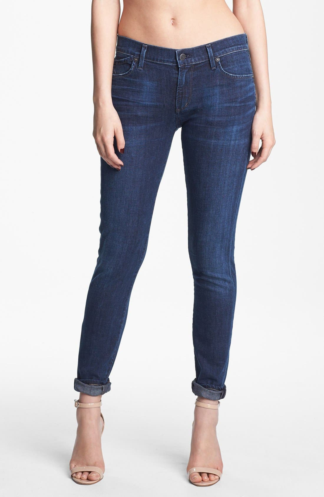 Alternate Image 1  - Citizens of Humanity Ultra Skinny Jeans (Quest)