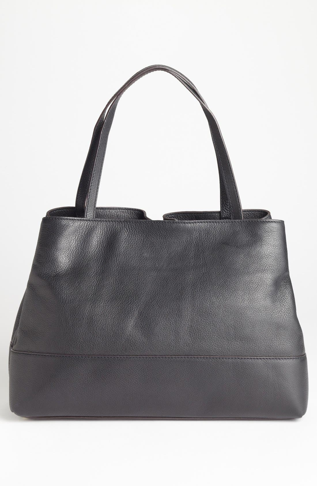 Alternate Image 4  - kate spade new york 'west valley - maryanne' leather shopper