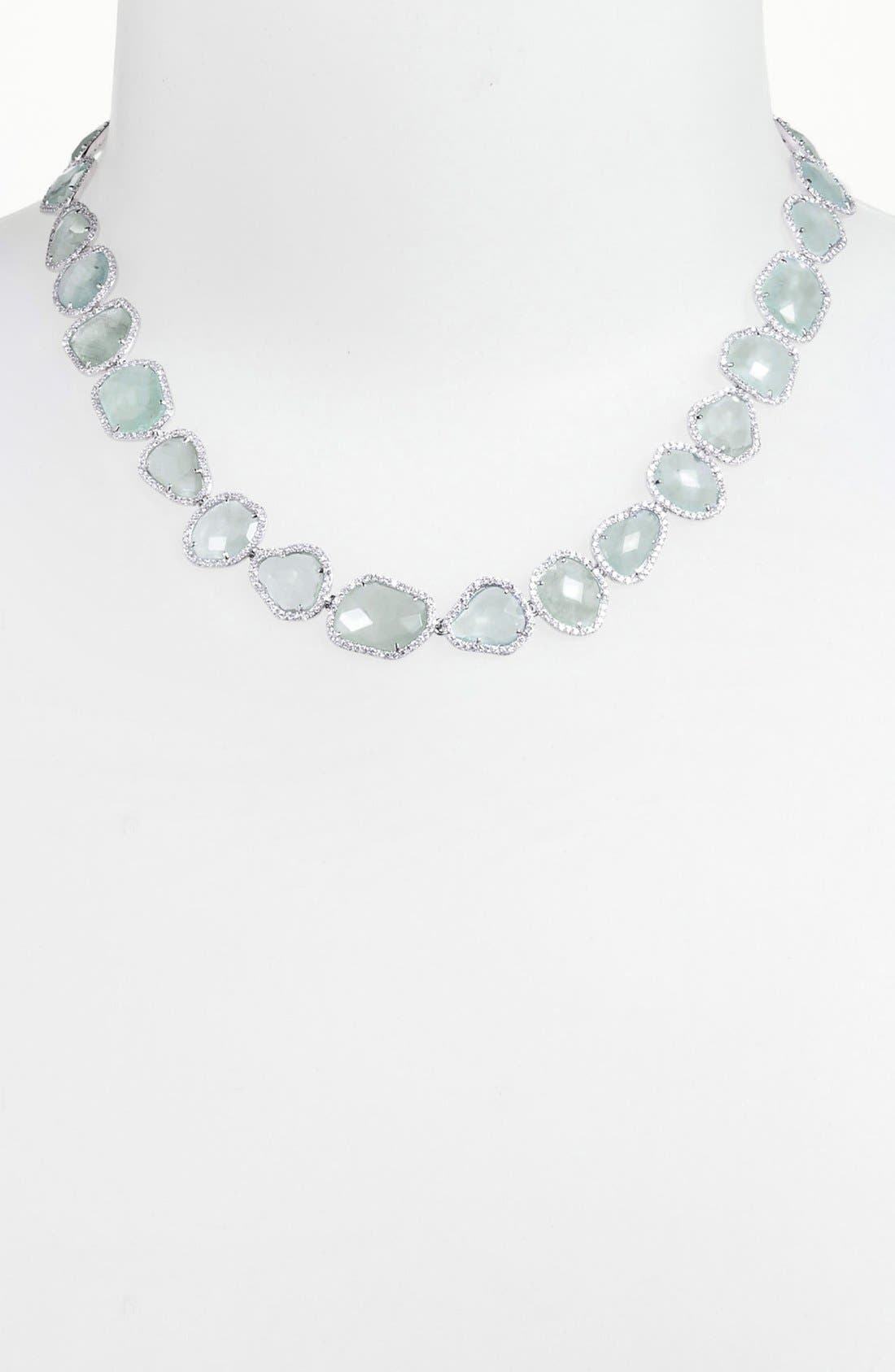Alternate Image 1 Selected - Nadri Collar Necklace (Nordstrom Exclusive)