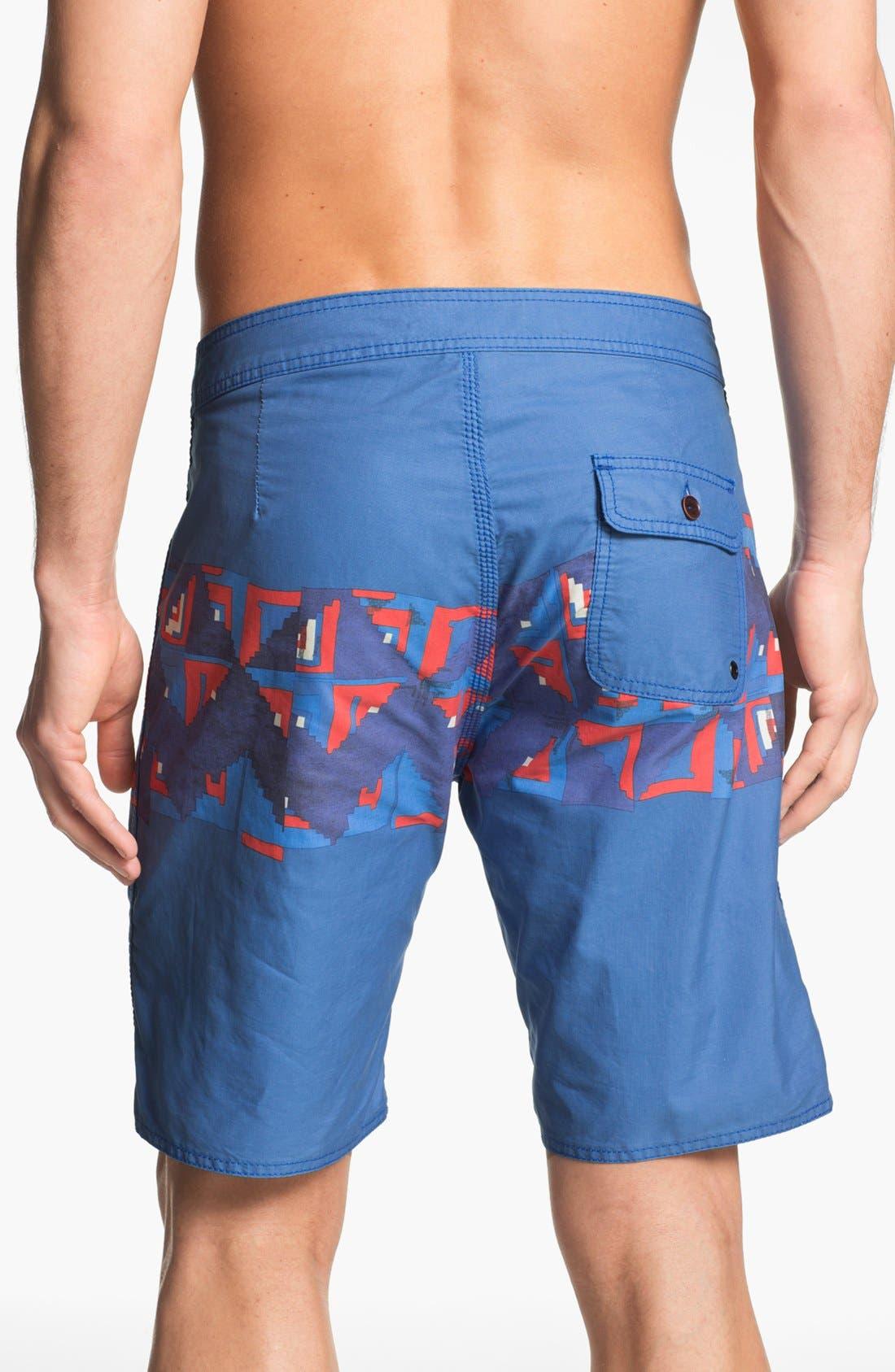 Alternate Image 2  - Element 'Mazatlan' Board Shorts