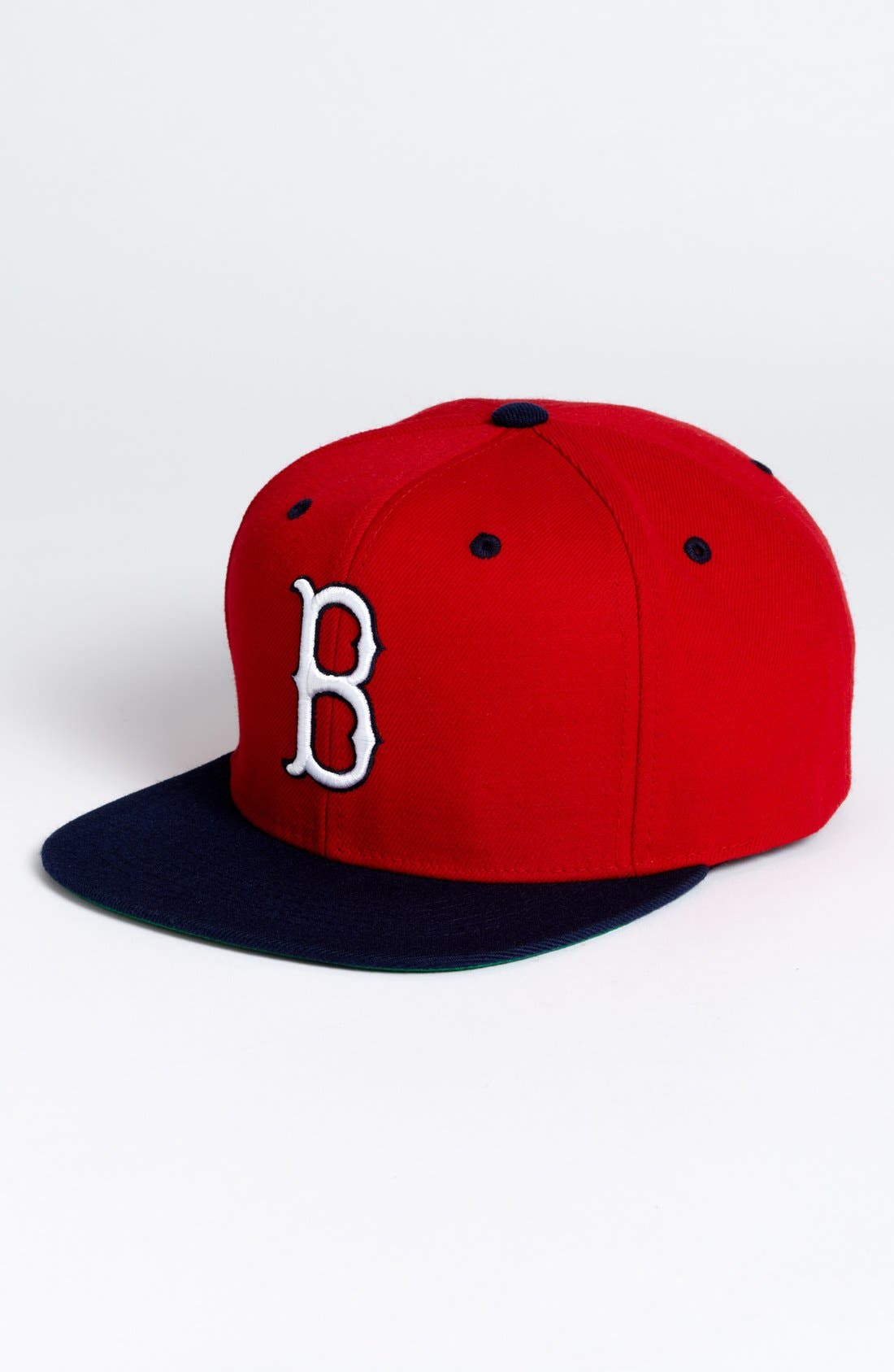 Alternate Image 1 Selected - American Needle 'Boston Red Sox - Back 2 Front' Snapback Baseball Cap