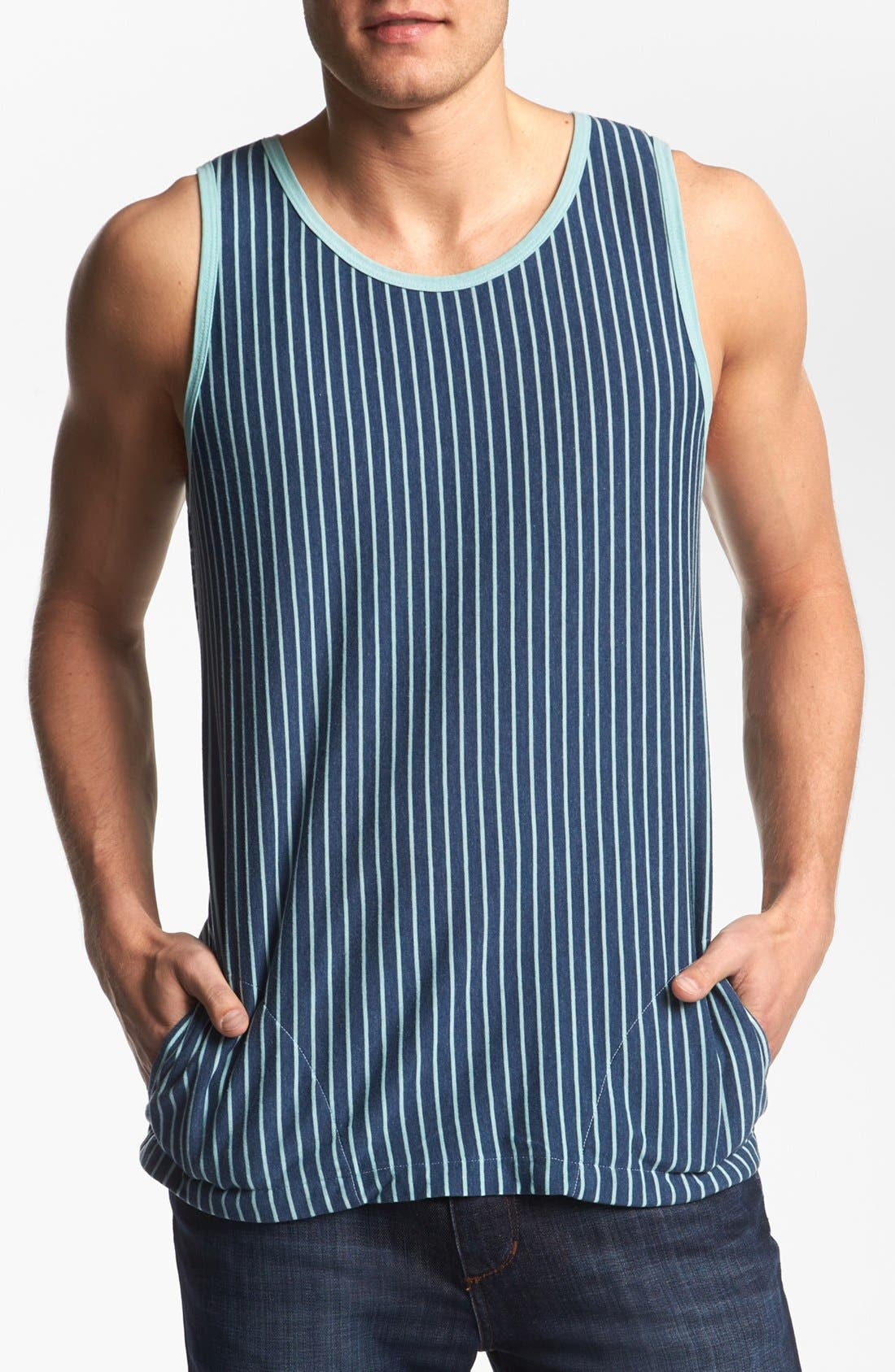 Alternate Image 1 Selected - ambsn 'Pocky' Tank Top