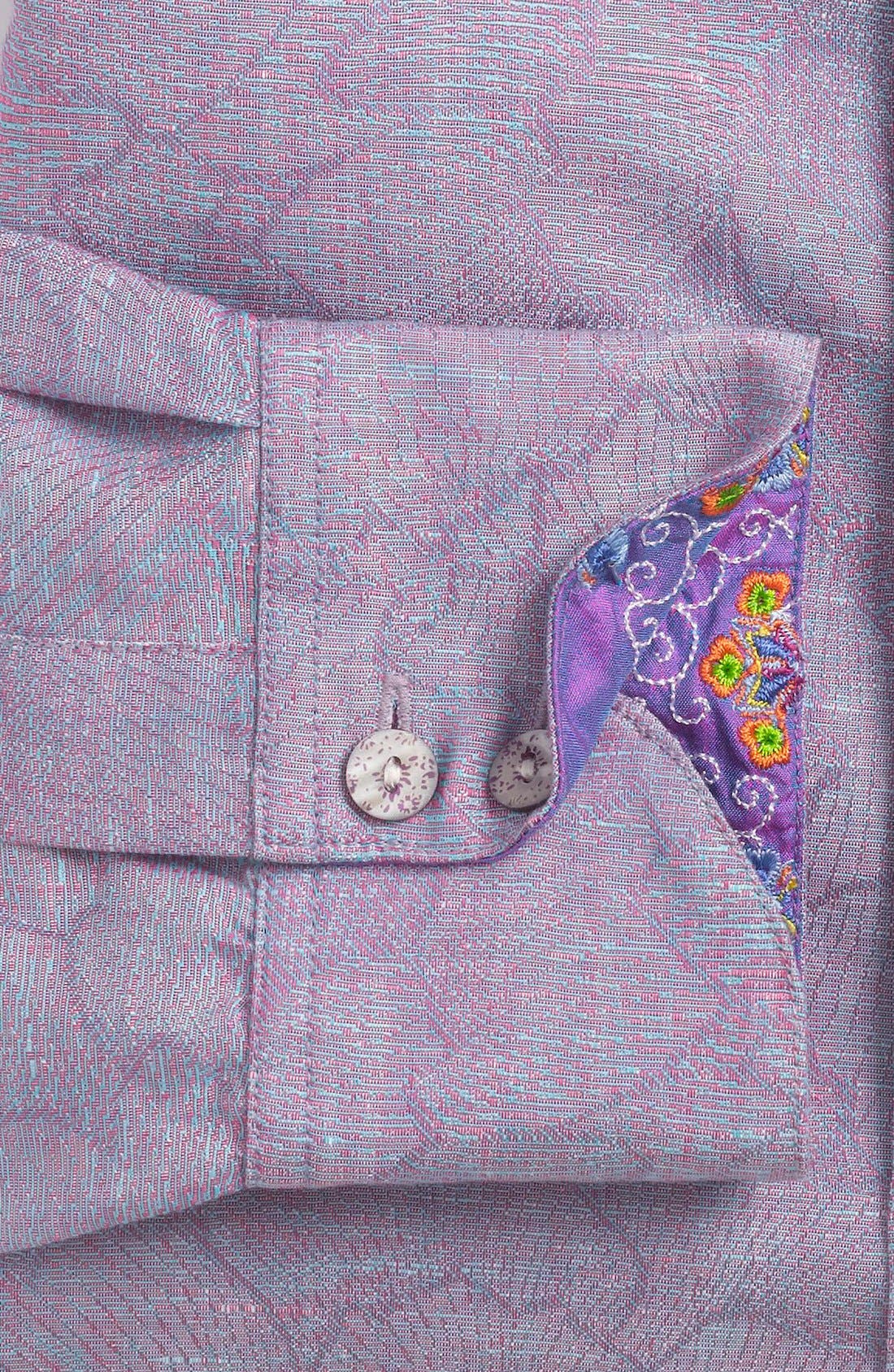 Alternate Image 5  - Robert Graham 'Ebb' Sport Shirt