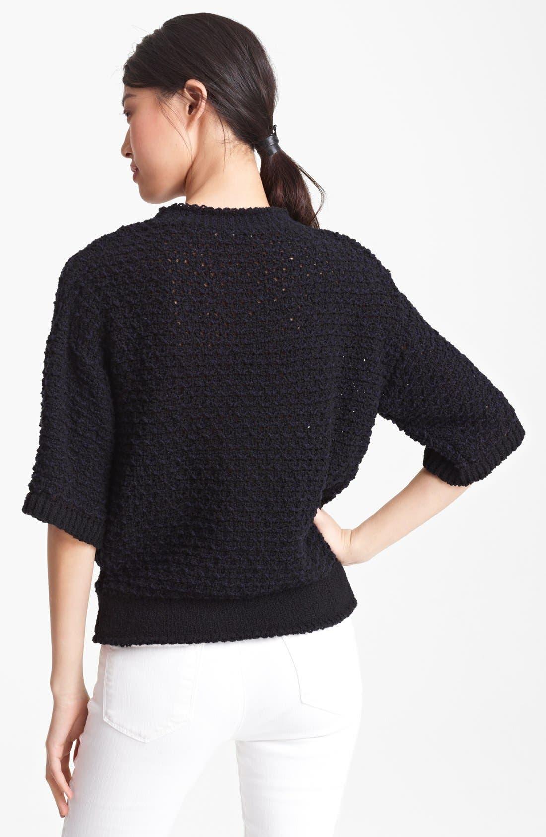 Alternate Image 2  - Nina Ricci Funnel Neck Sweater